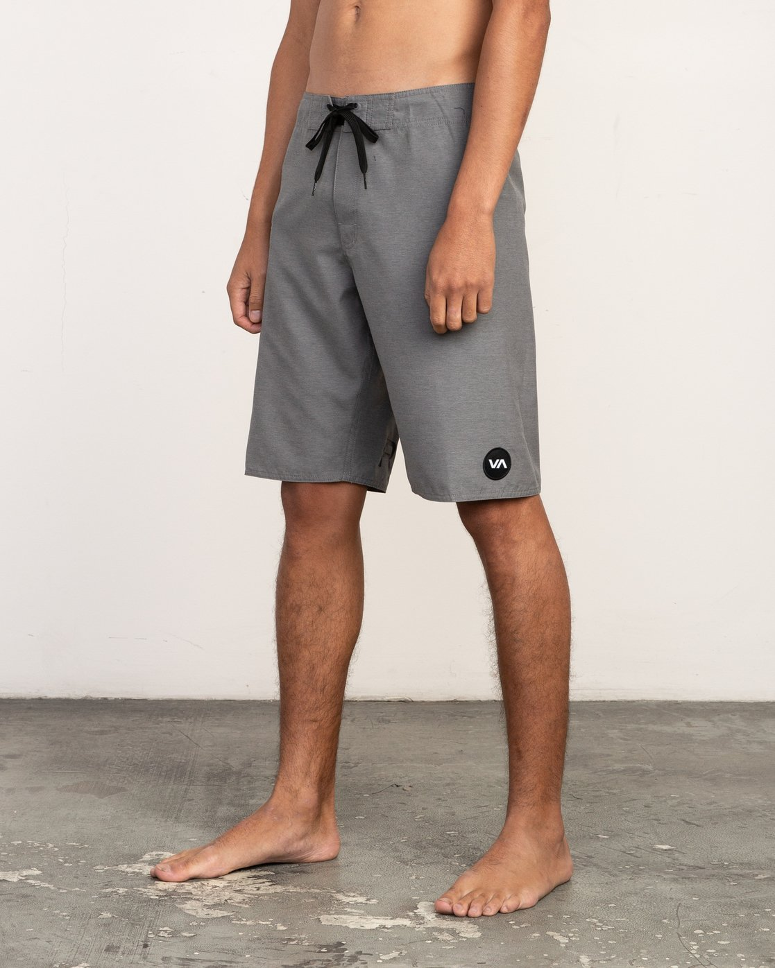 "2 Upper 20"" Boardshort Grey M166TRUP RVCA"