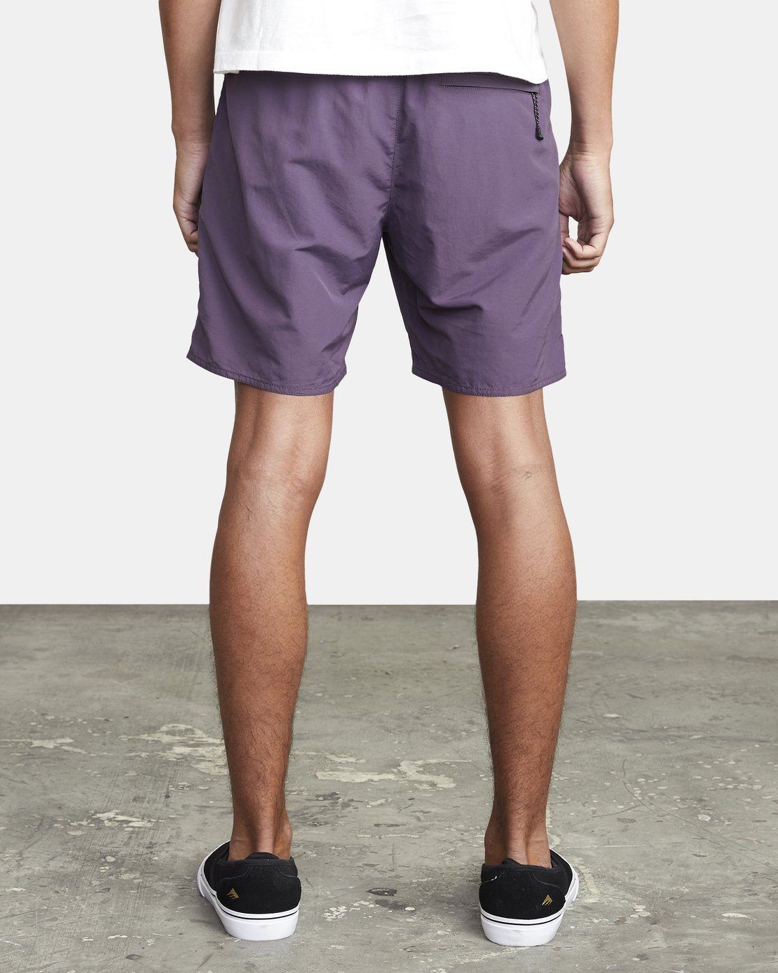 "3 All time BRODIE 17"" WALKSHORT  M2013RBS RVCA"