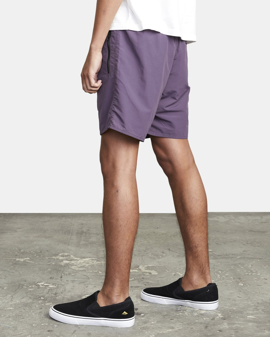 "5 All time BRODIE 17"" WALKSHORT  M2013RBS RVCA"