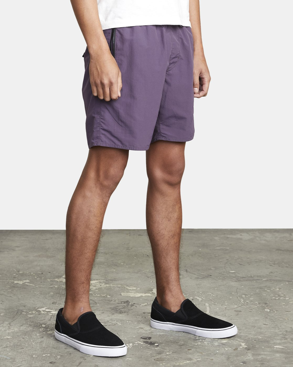 "7 All time BRODIE 17"" WALKSHORT  M2013RBS RVCA"