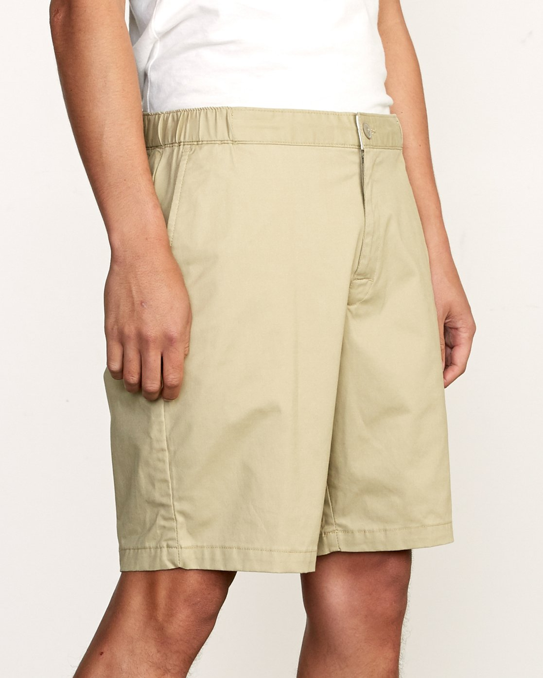 "6 All Time Session 19"" Short Beige M201TRSE RVCA"