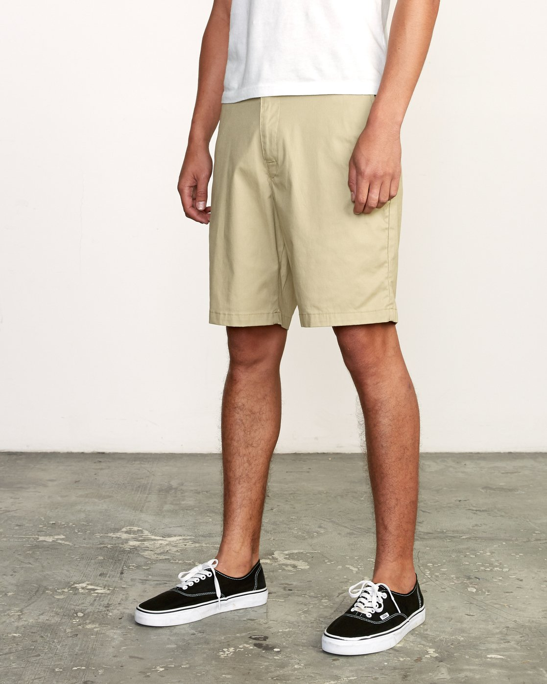 "2 All Time Session 19"" Short Beige M201TRSE RVCA"