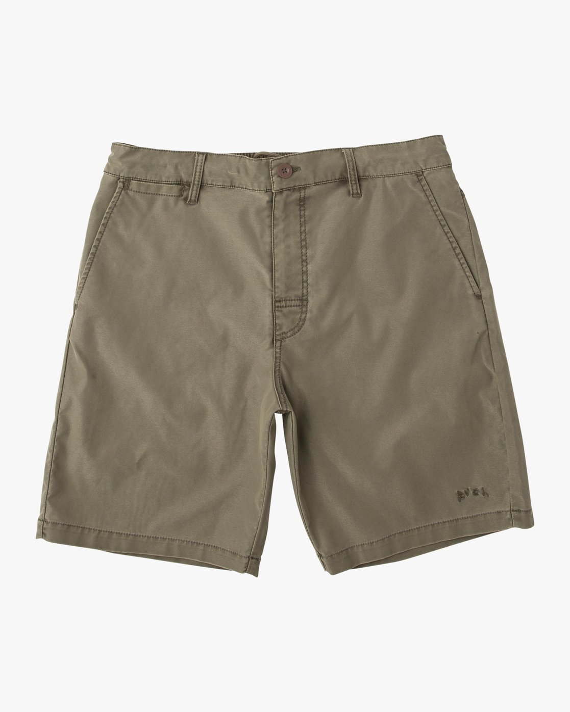 0 Canvas All Time Hybrid Short Brown M202QRCA RVCA
