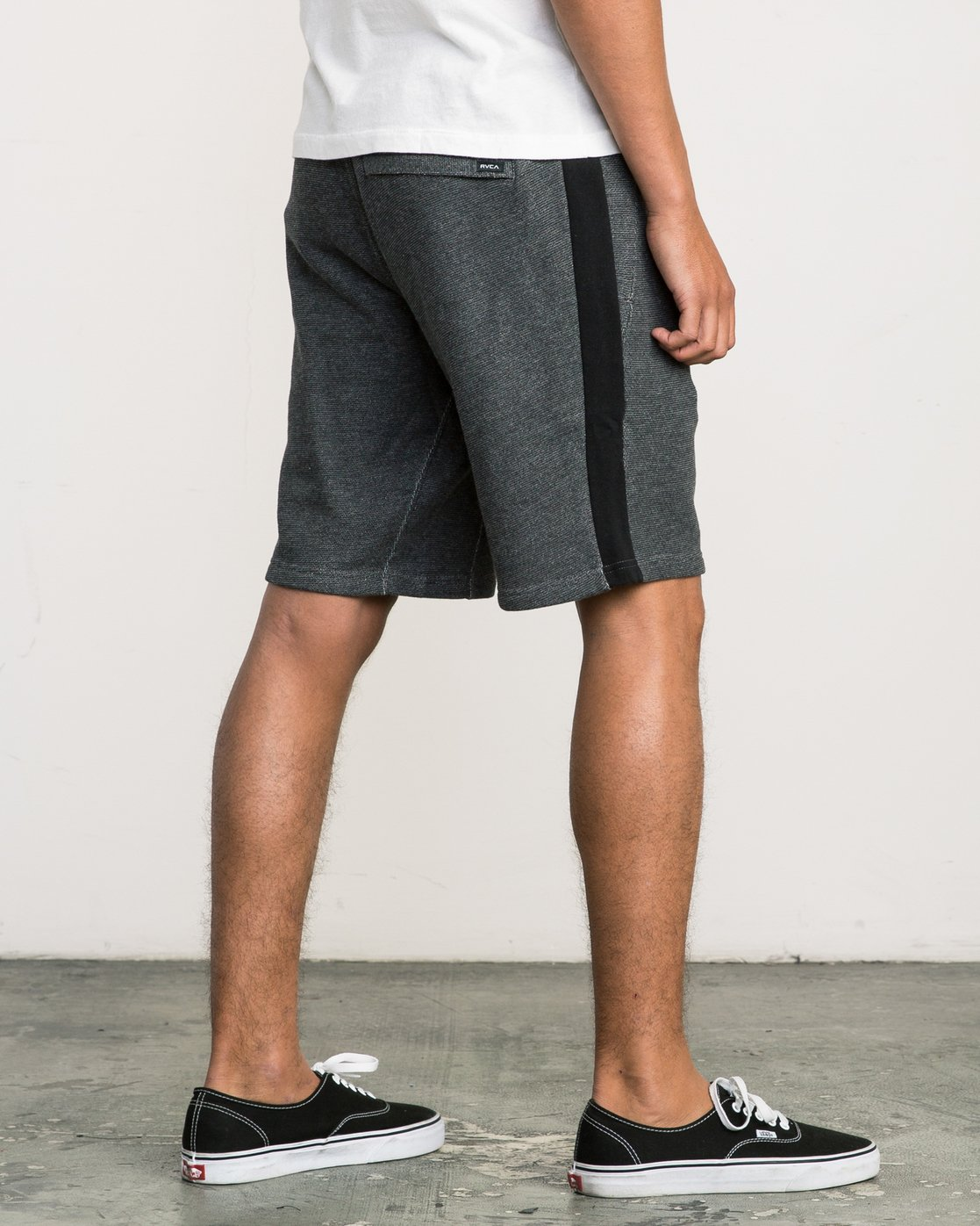 5 Premium Sweat Short Black M202SRPR RVCA