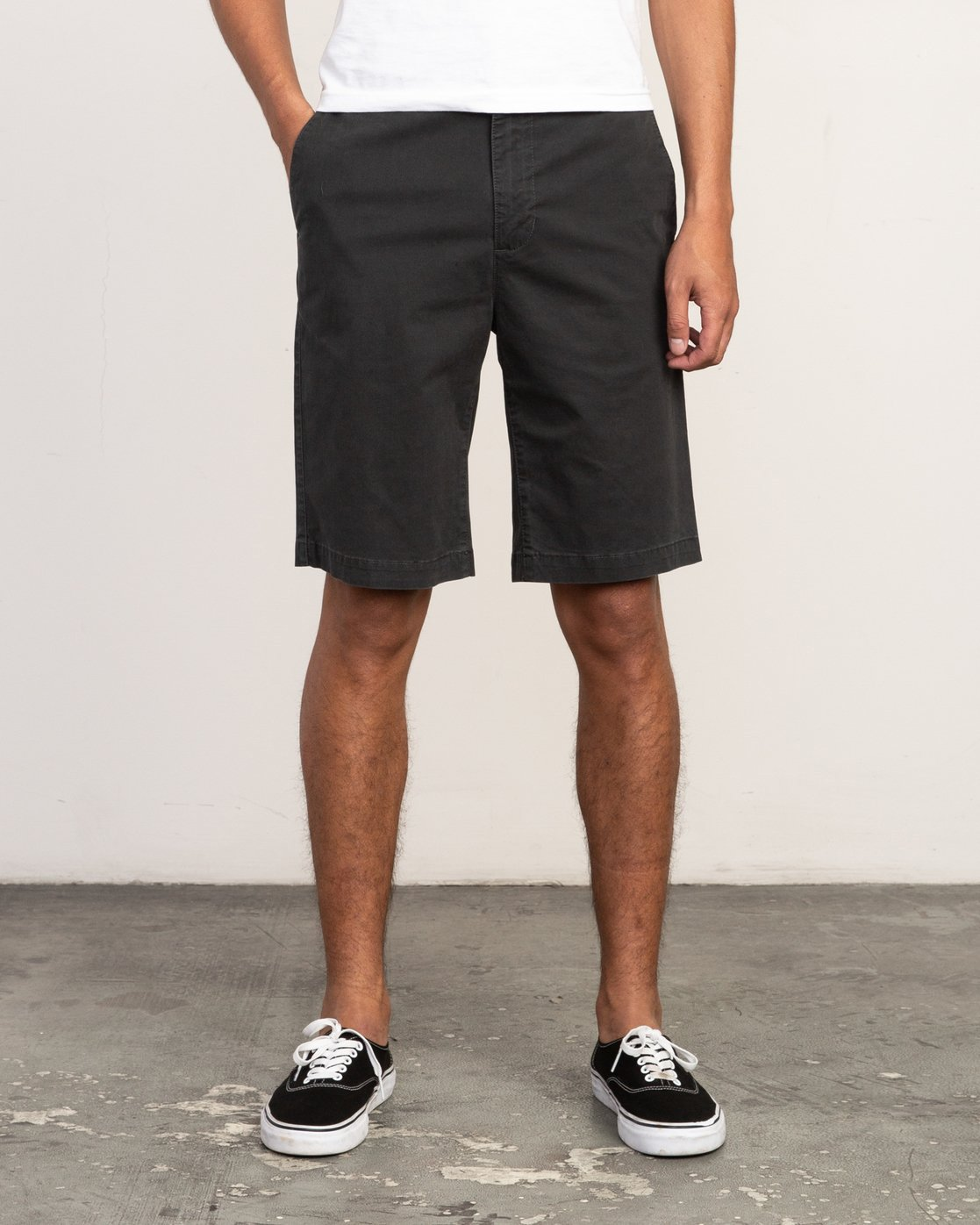 1 Daggers Chino Short Black M202TRDC RVCA