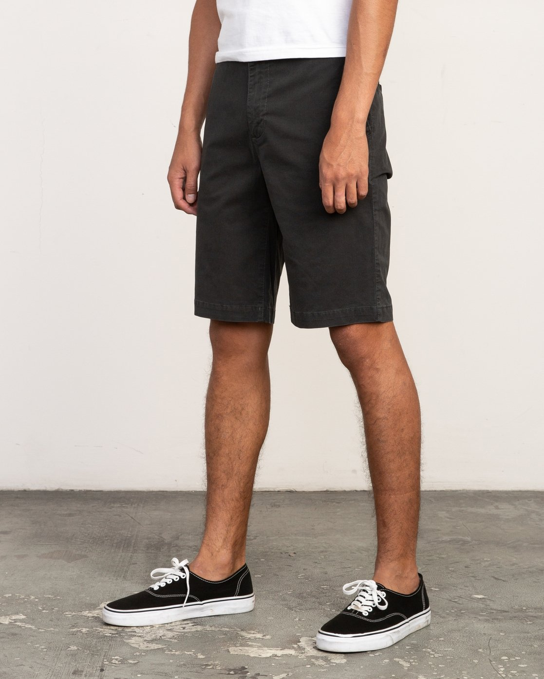 2 Daggers Chino Short Black M202TRDC RVCA