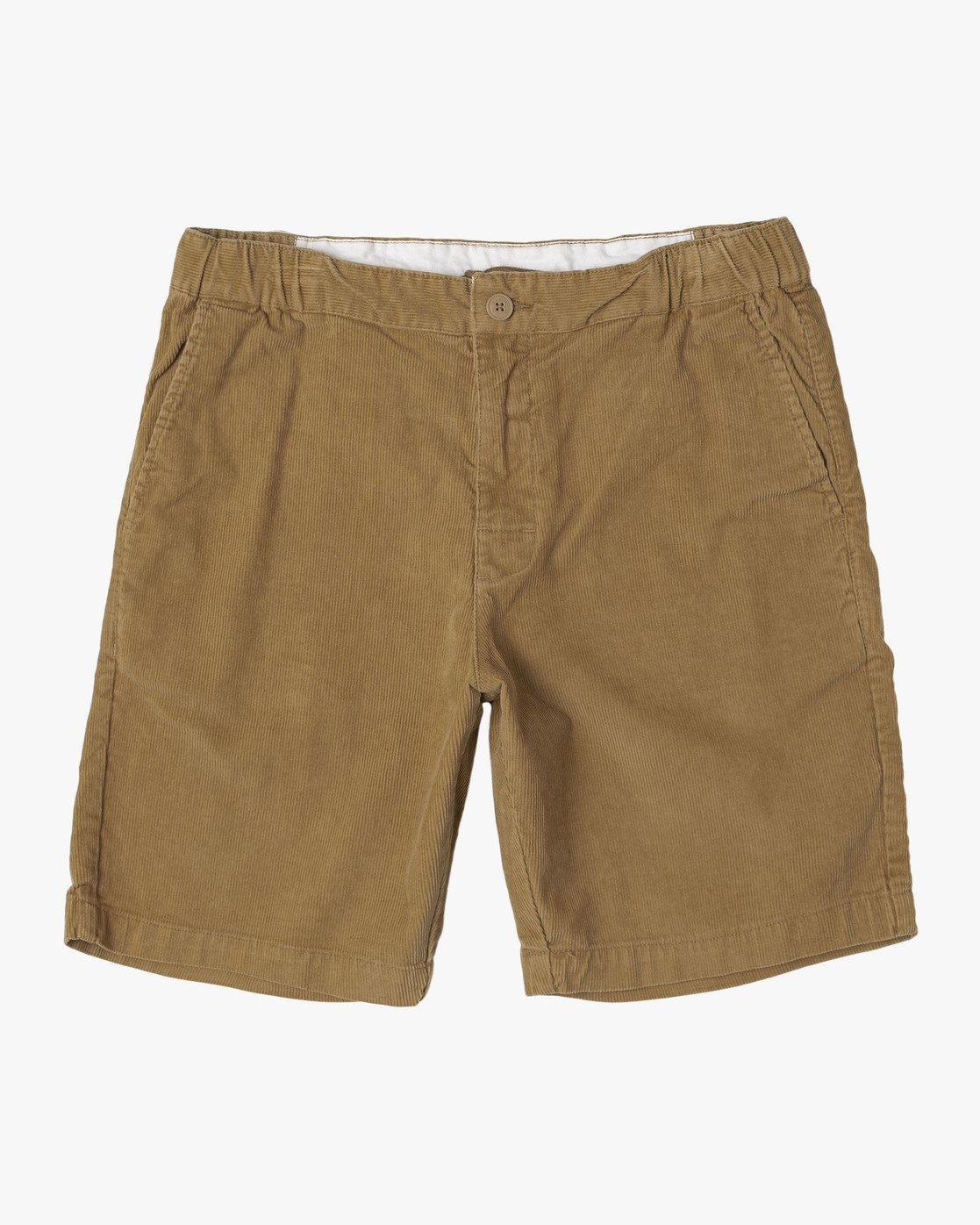 """0 ALL TIME SLATE 18"""" SHORT White M2031RSW RVCA"""