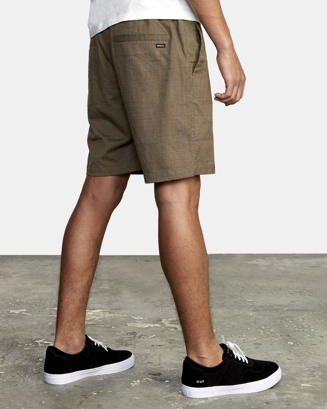 4 ALL TIME STILLWELL SHORT Brown M2032RAS RVCA