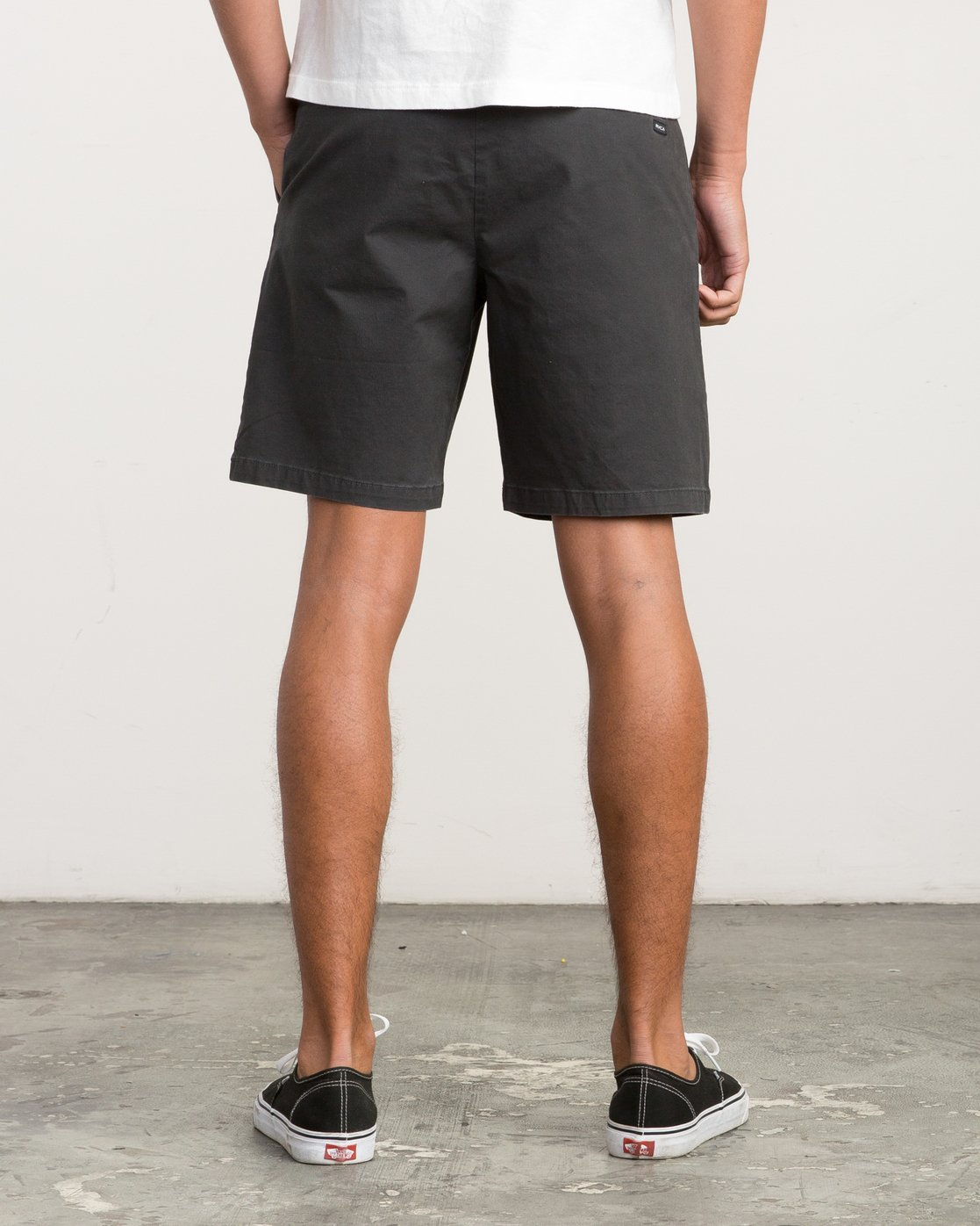 4 Chaos Chino Short Black M203QRCH RVCA