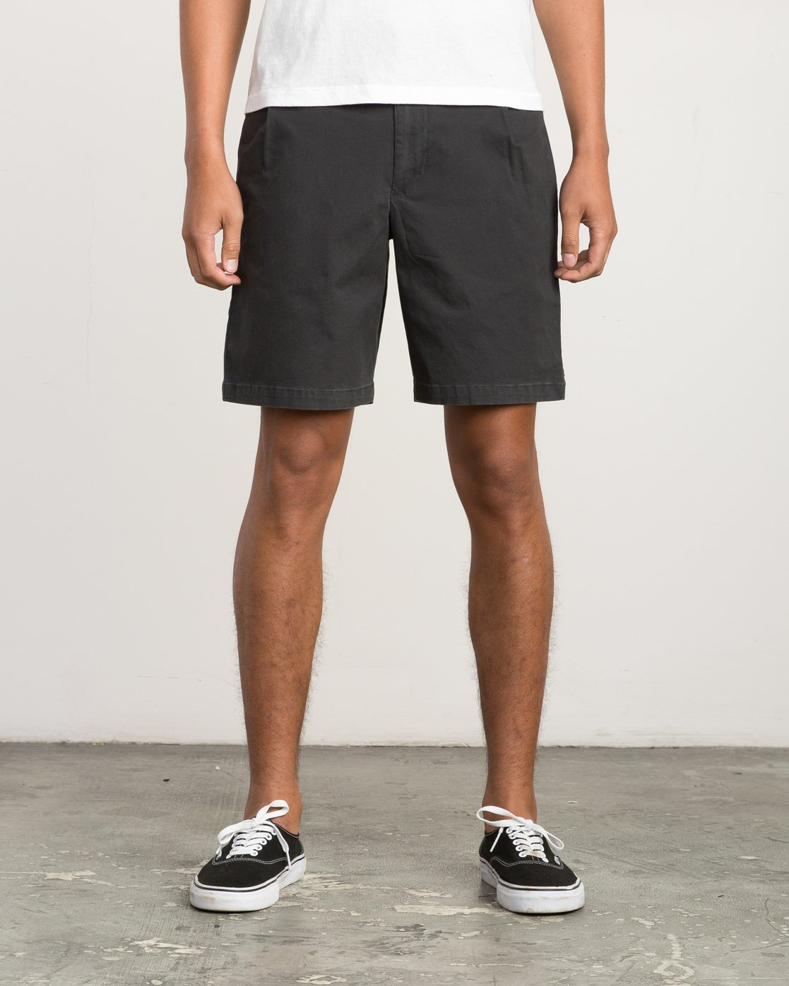 1 Chaos Chino Short Black M203QRCH RVCA