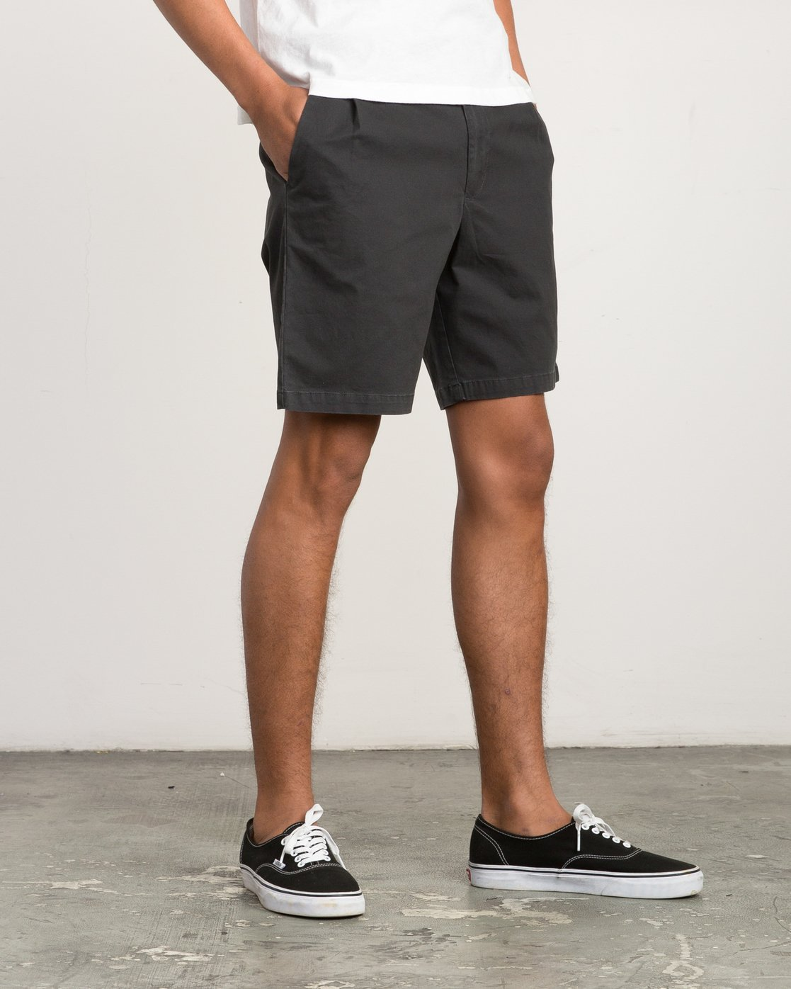 5 Chaos Chino Short Black M203QRCH RVCA