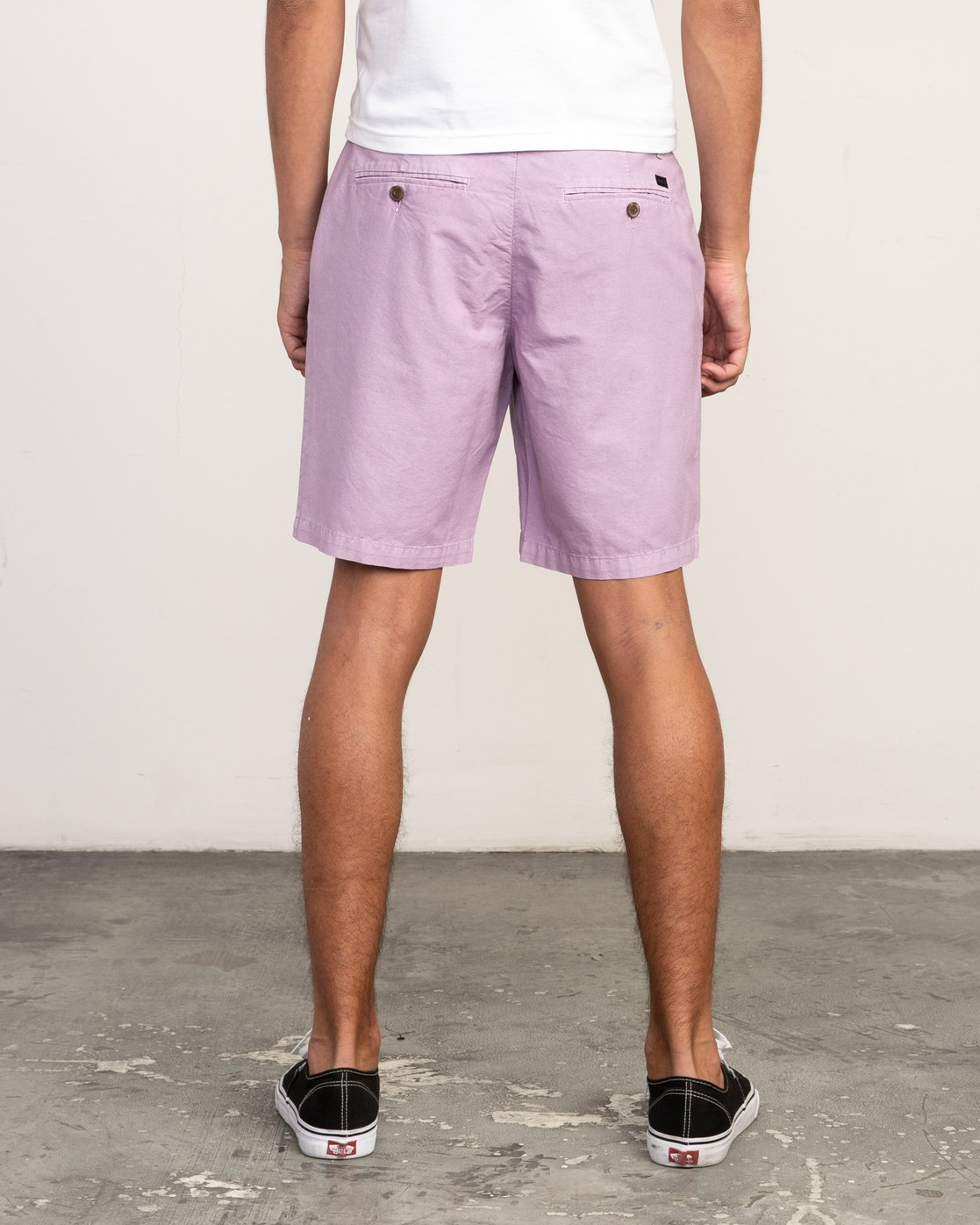4 Butterball Over Dye Short Purple M205PRBU RVCA