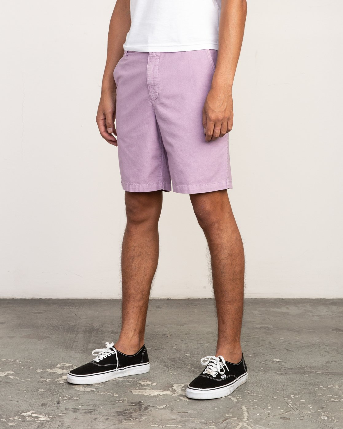 2 Butterball Over Dye Short Purple M205PRBU RVCA