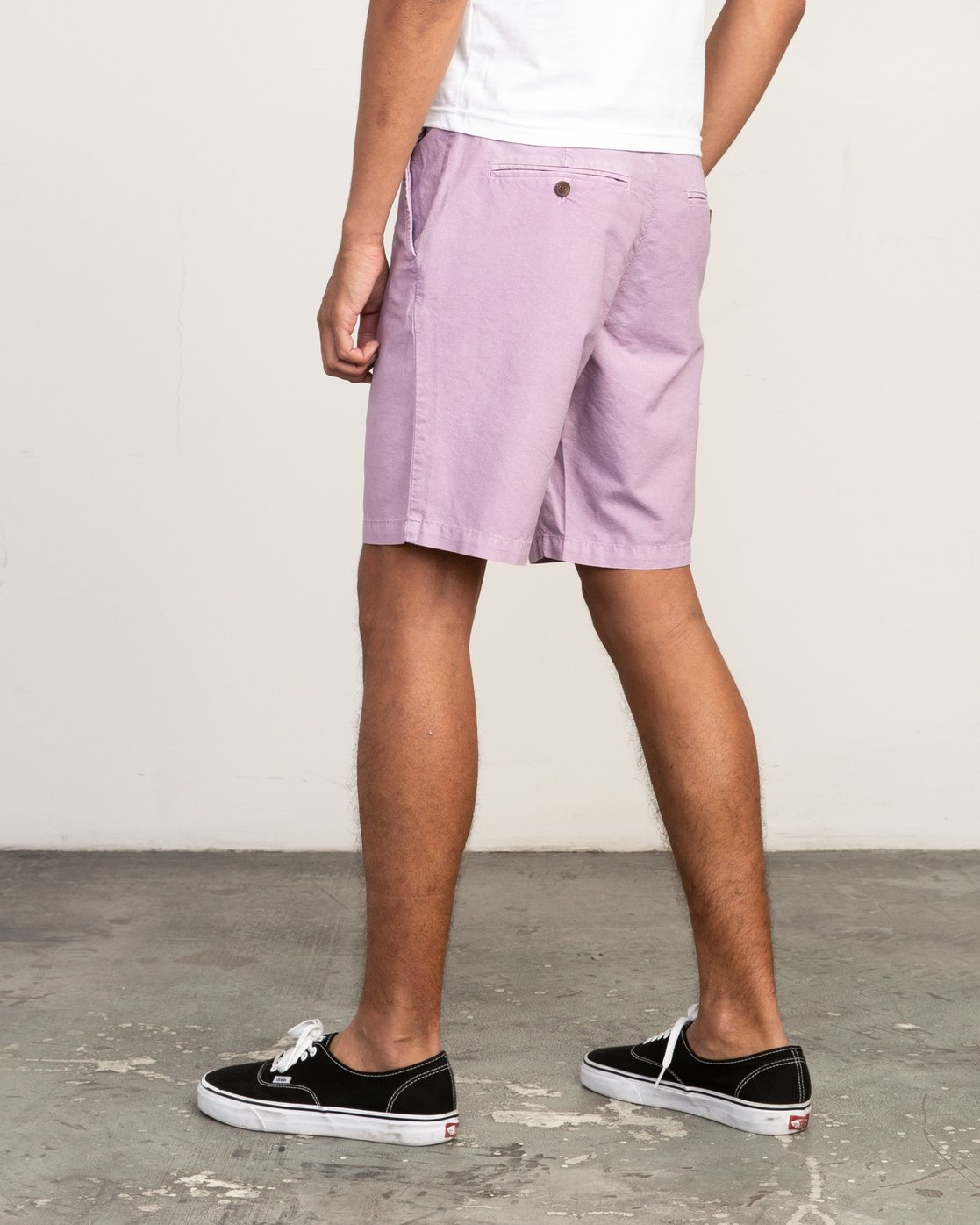 3 Butterball Over Dye Short Purple M205PRBU RVCA