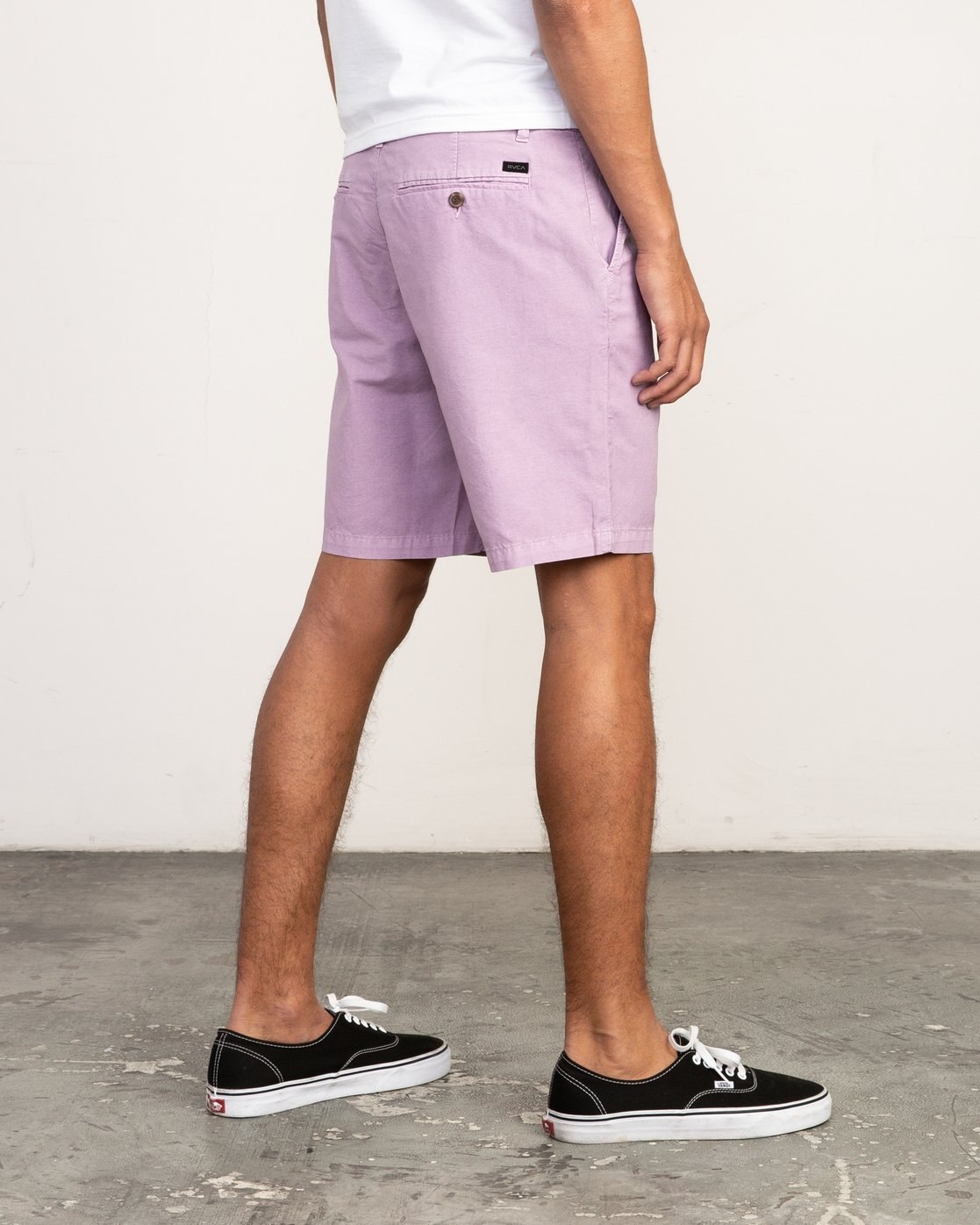 5 Butterball Over Dye Short Purple M205PRBU RVCA