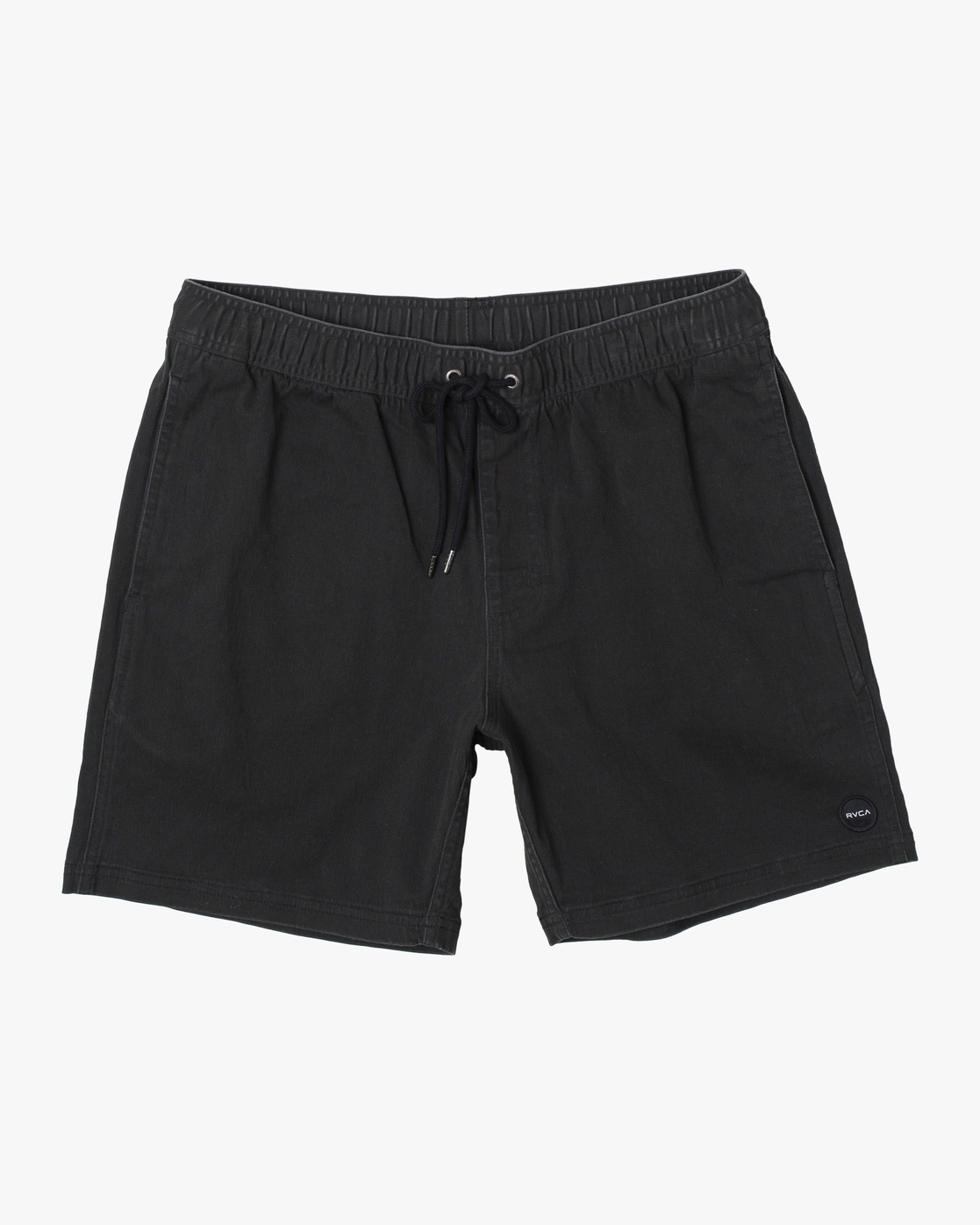 "0 ESCAPE ELASTIC SHORT 17"" Black M2073REE RVCA"