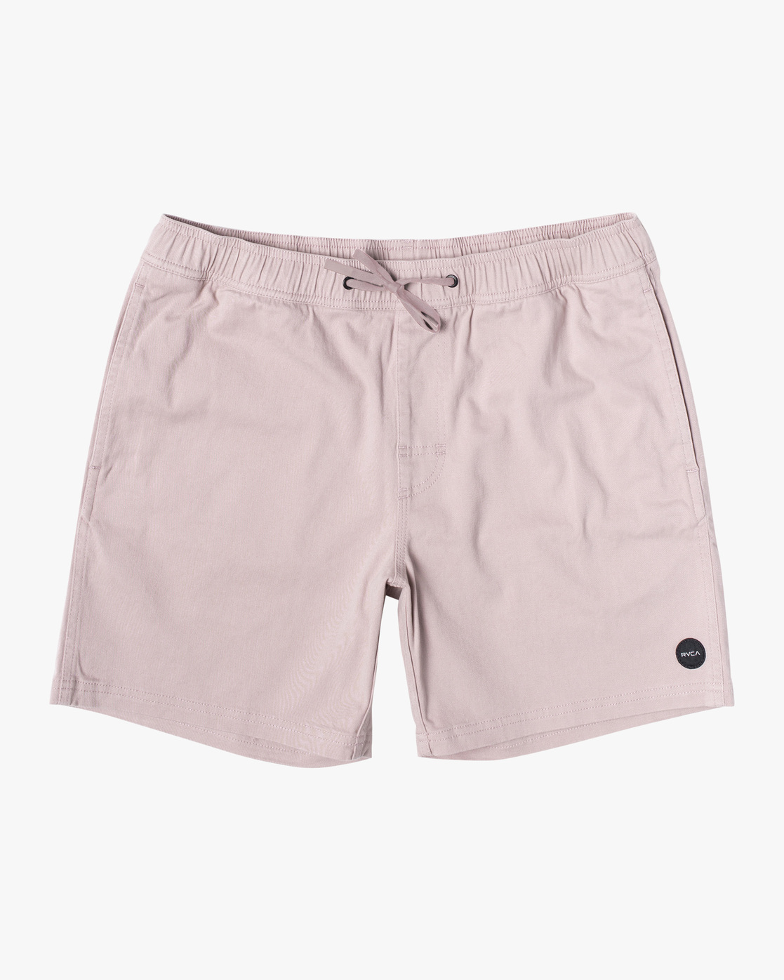 "0 ESCAPE 17"" ELASTIC SHORT Grey M2073REE RVCA"