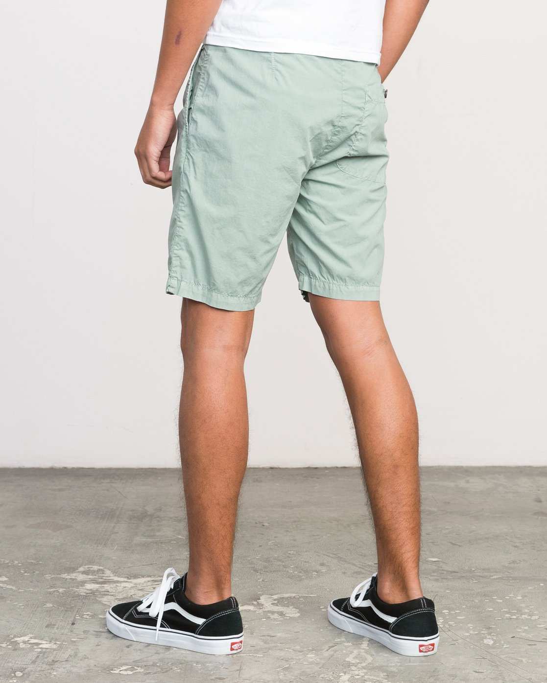 3 Nomad All Time Short Green M207PRNO RVCA