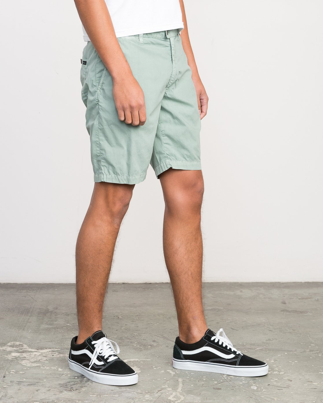 6 Nomad All Time Short Green M207PRNO RVCA