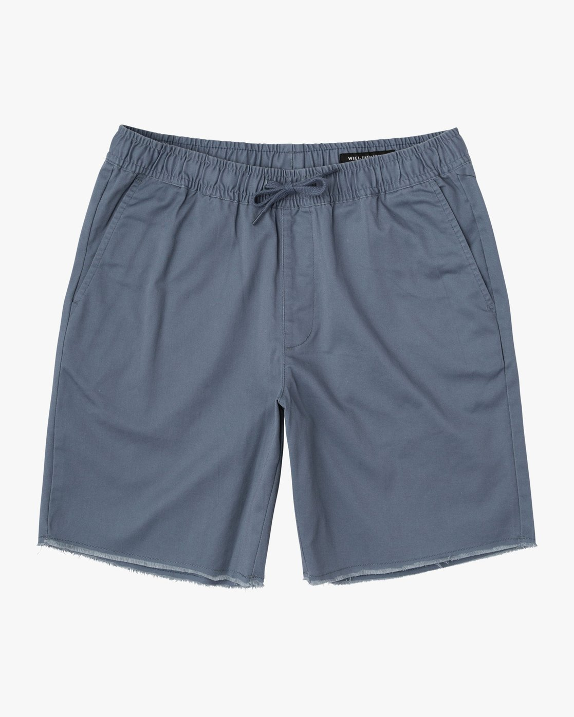 "0 Weekend Elastic 19"" Short Blue M207TRWE RVCA"