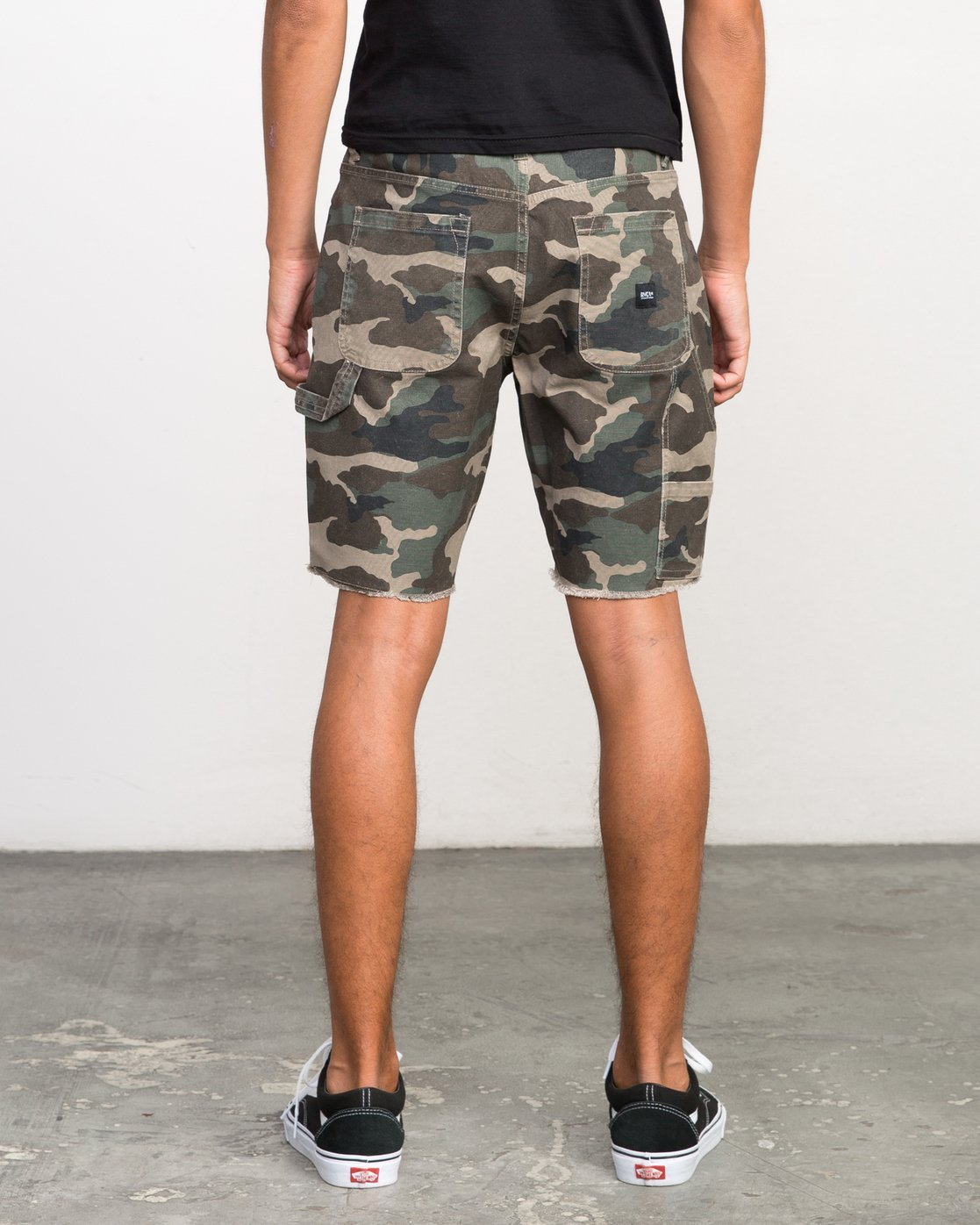4 Work It Camo Short Camo M208NRWO RVCA