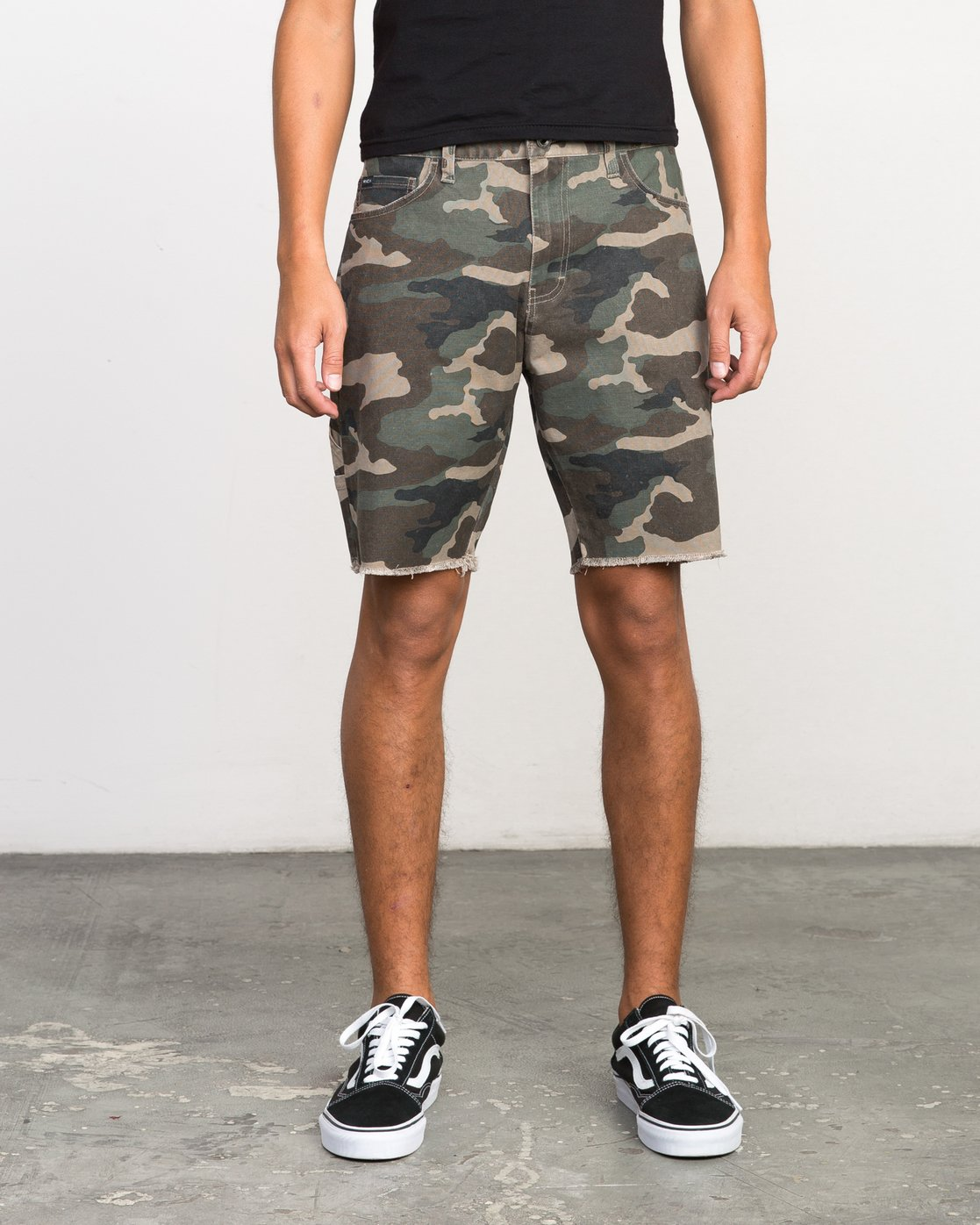 1 Work It Camo Short Camo M208NRWO RVCA
