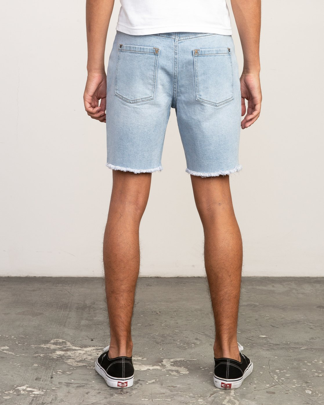 4 Daggers Denim Short Blue M210TRDO RVCA