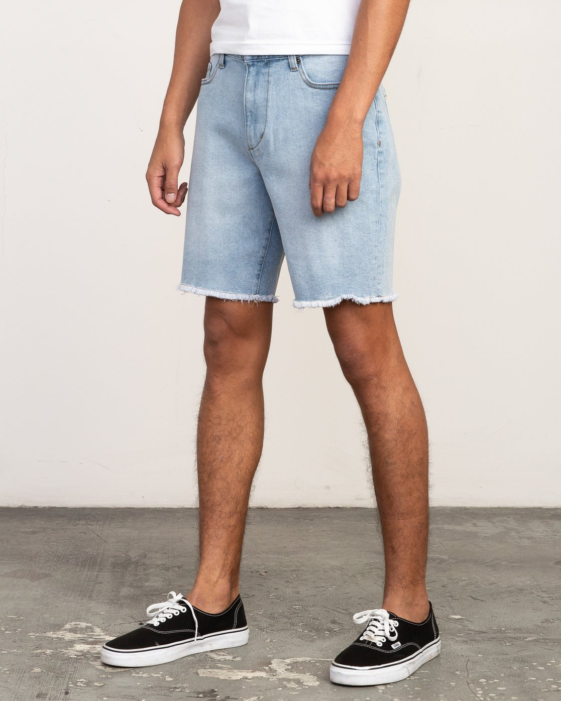 2 Daggers Denim Short Blue M210TRDO RVCA