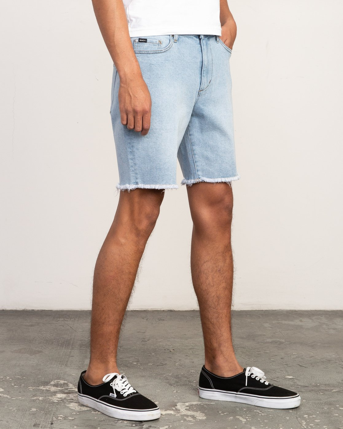 6 Daggers Denim Short Blue M210TRDO RVCA