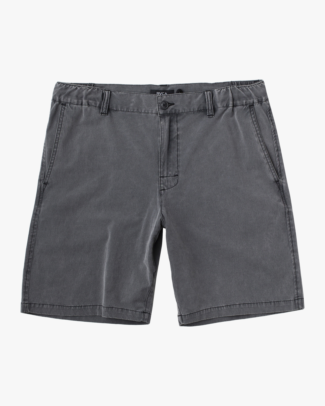 0 All Time Rinsed Coastal Hybrid Short Black M211TRCR RVCA