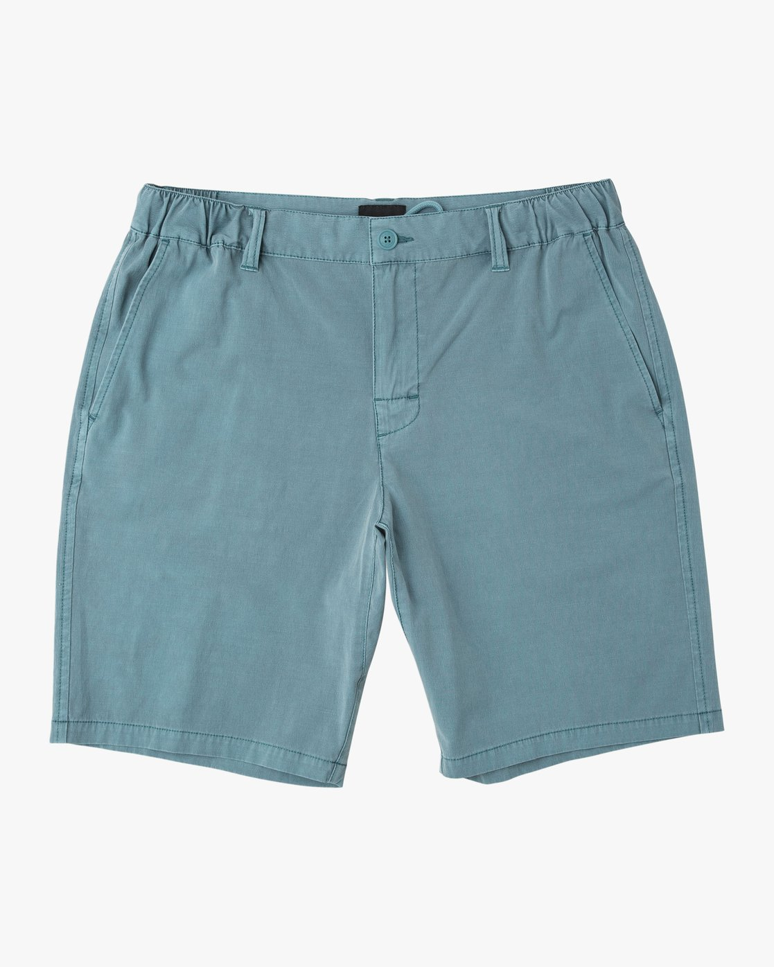 0 All Time Rinsed Coastal Hybrid Short Blue M211TRCR RVCA