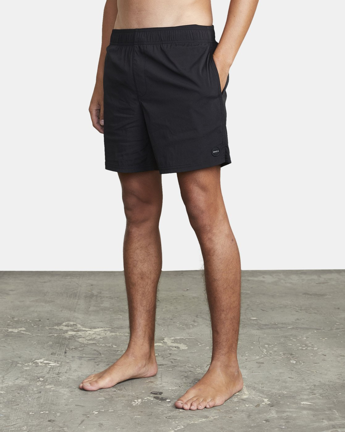 2 FLUX WALKSHORT Black M2123RFW RVCA