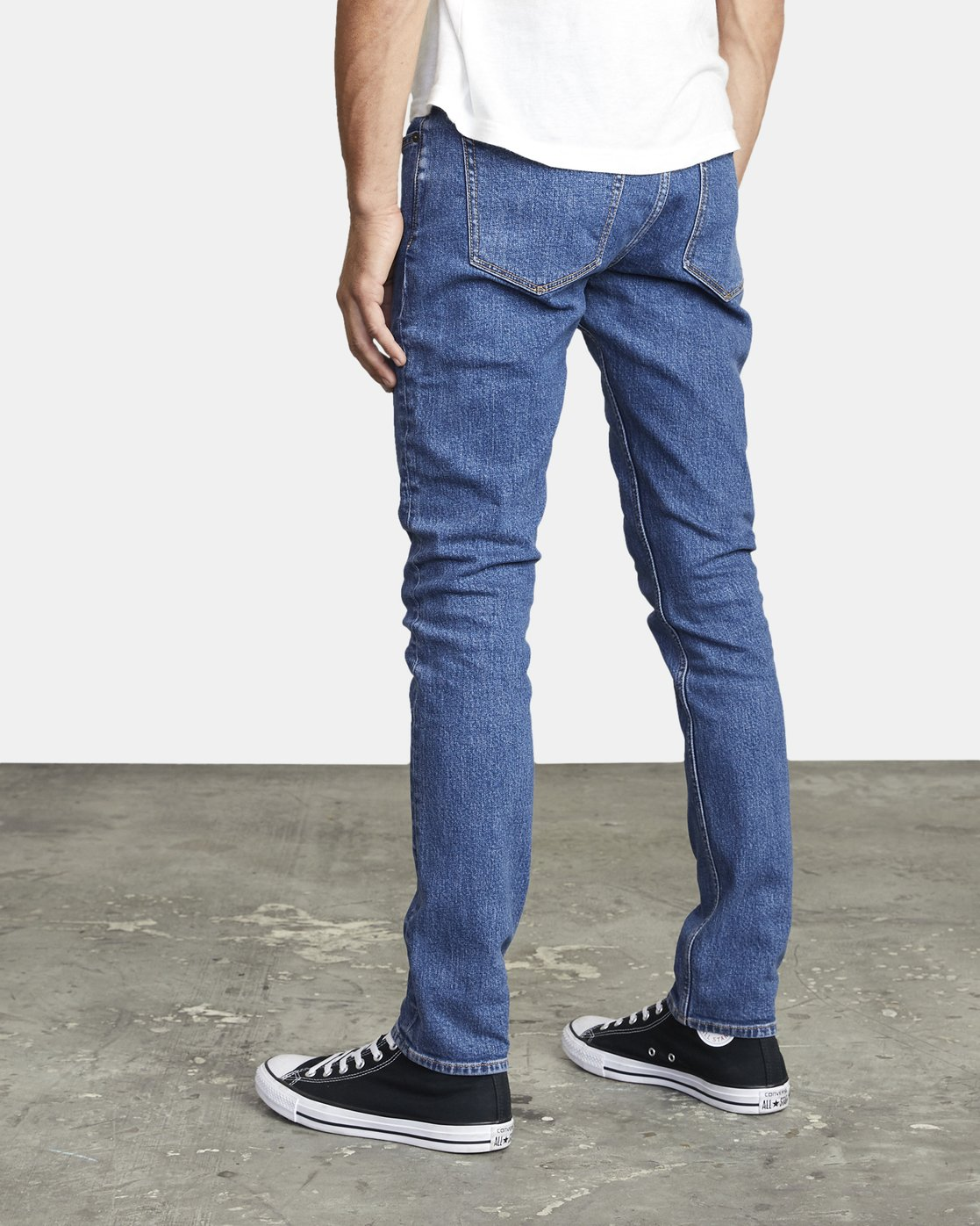 4 ROCKERS SKINNY FIT DENIM Multicolor M3013RRO RVCA