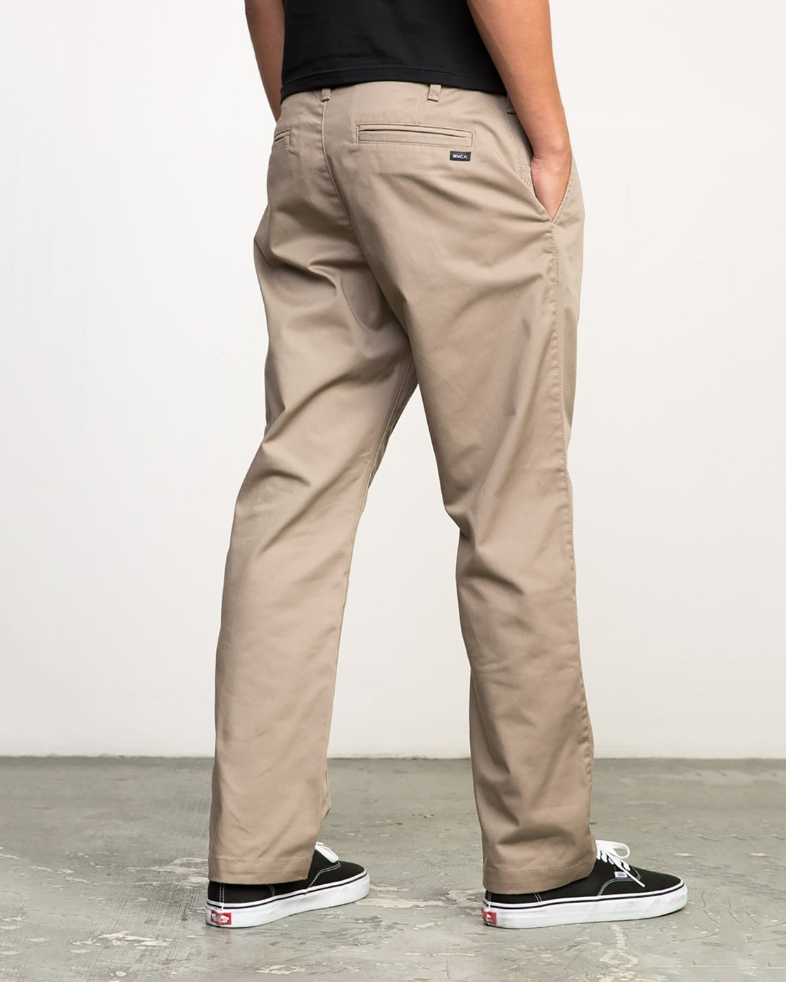 4 Americana Pant Grey M301LRAP RVCA