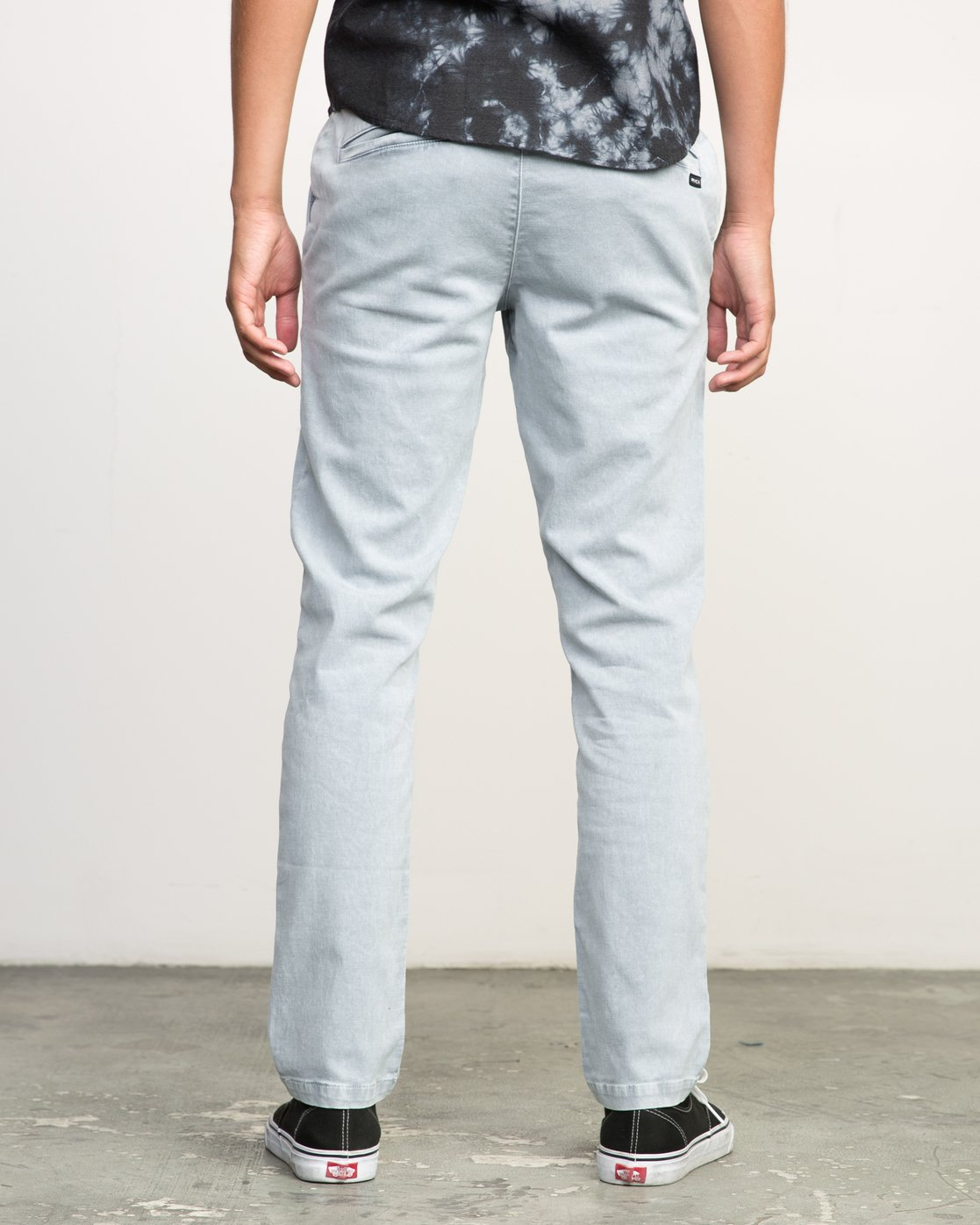 2 Daggers Rinsed Chino Pant Blue M301NRDR RVCA
