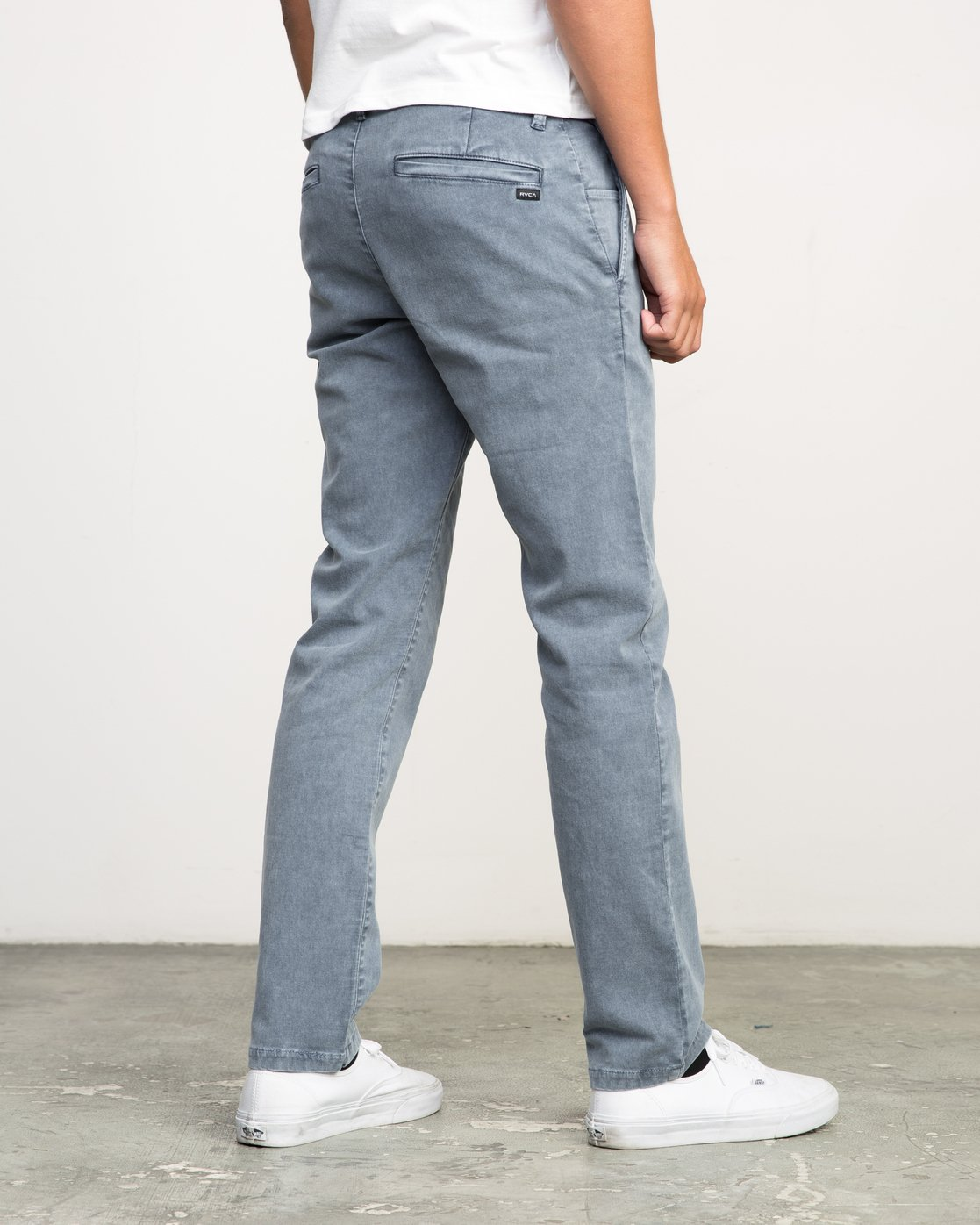 4 Daggers Rinsed Chino Pant Blue M301NRDR RVCA