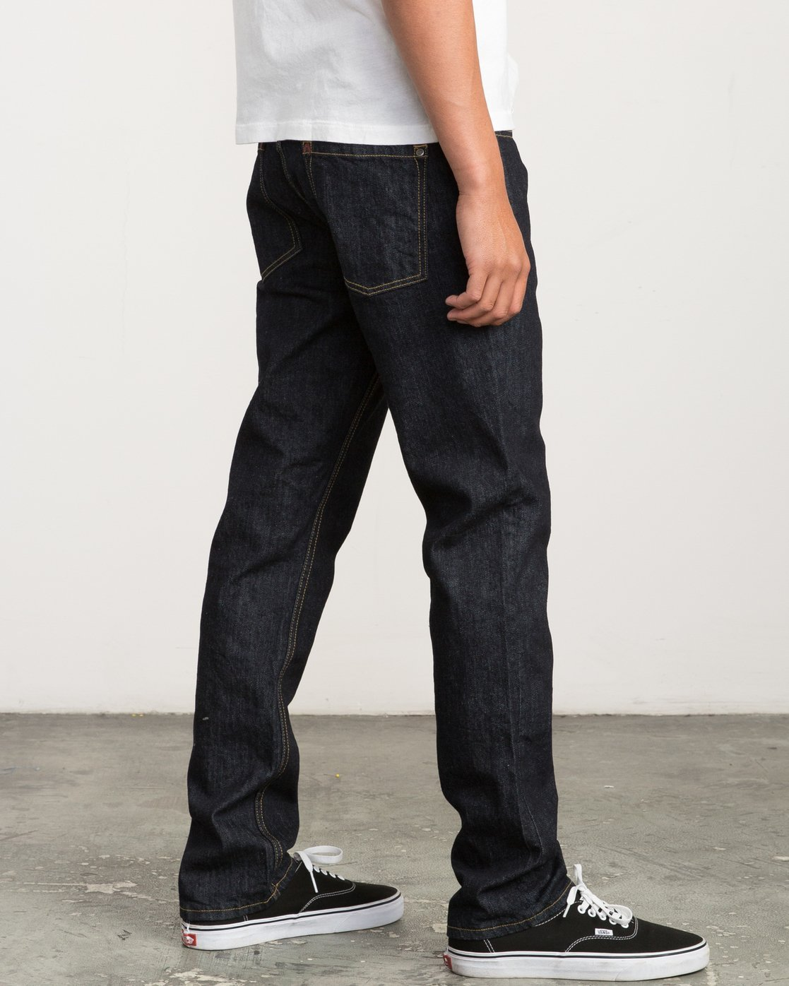 4 Daggers Slim-Straight Jeans Blue M301QRDA RVCA