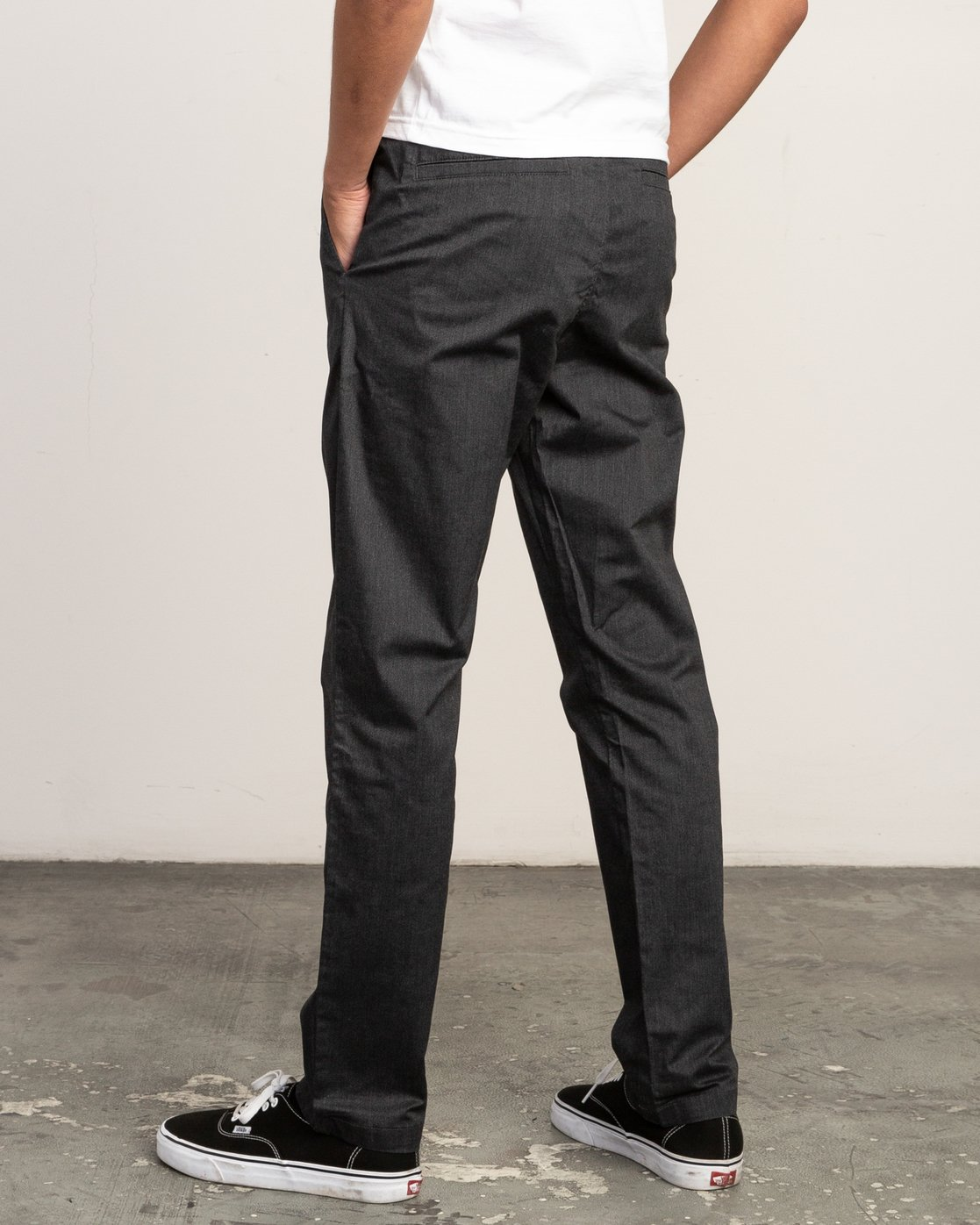 2 All Time Session Pant Black M301TRSE RVCA