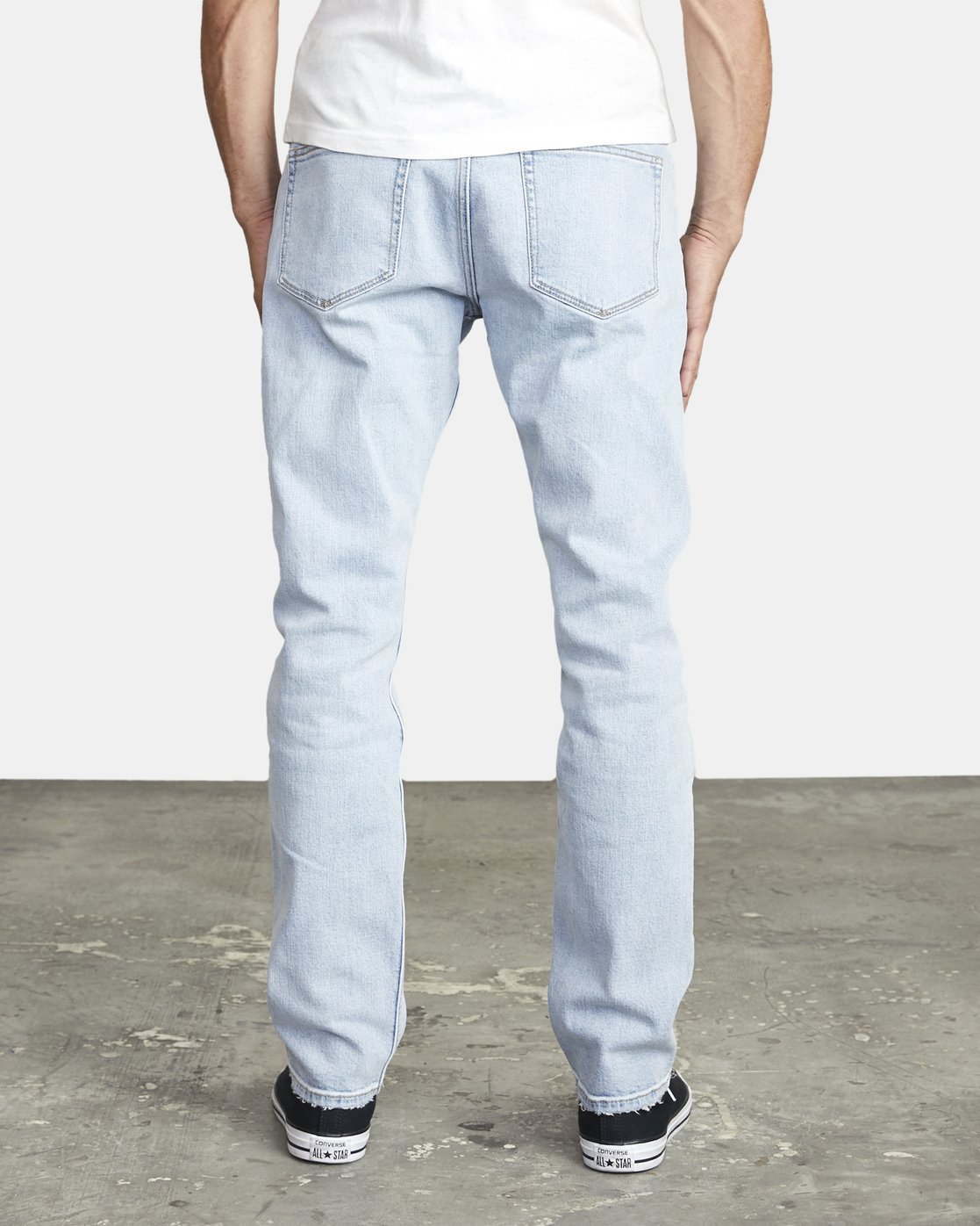 4 DAGGERS SLIM FIT DENIM Multicolor M3023RDA RVCA