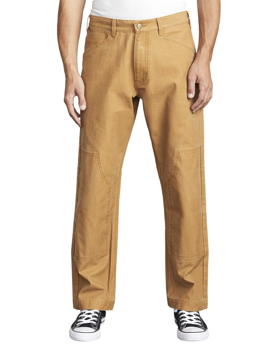 8 CHAINMAIL RELAXED FIT PANT Brown M3043RCH RVCA