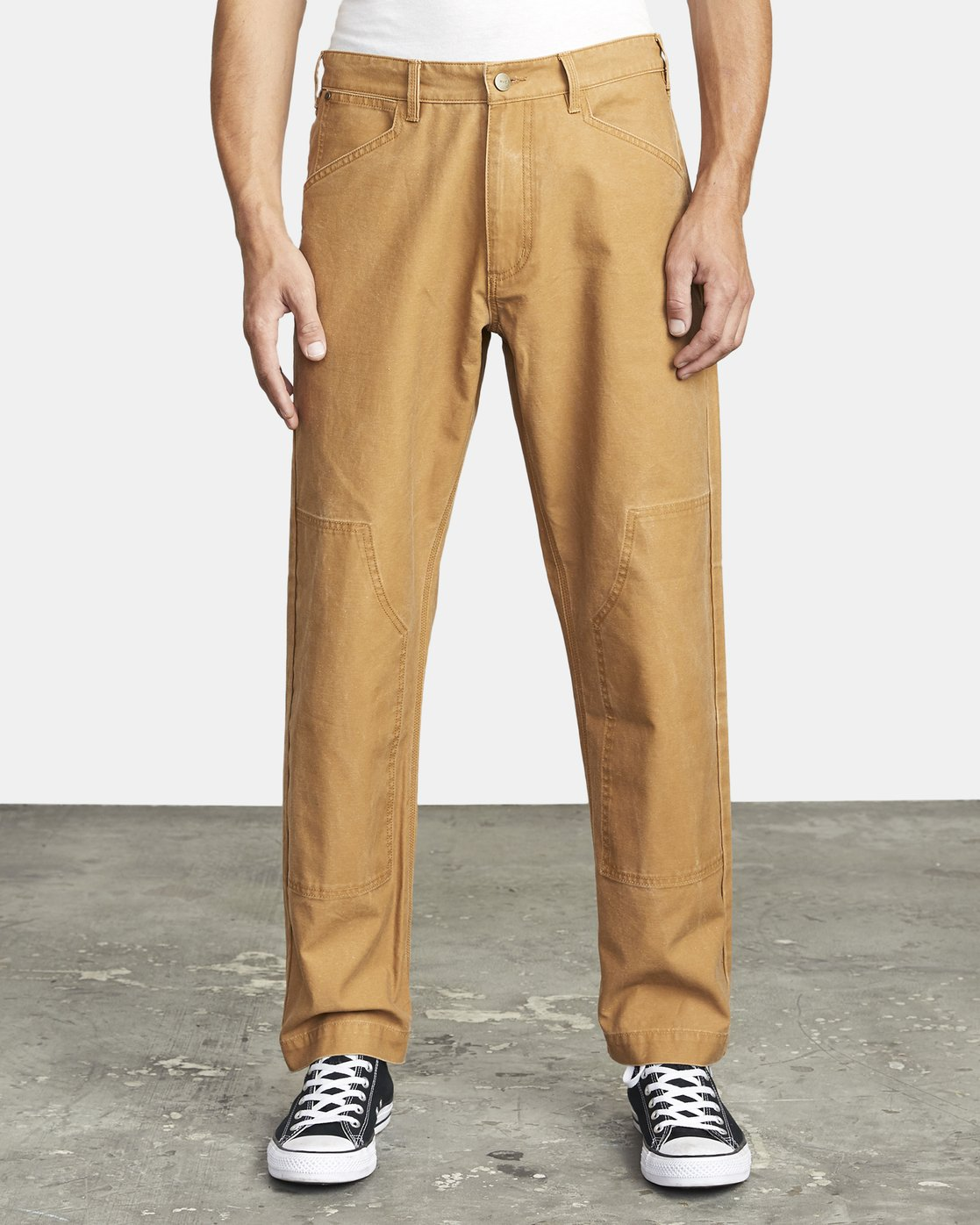 2 CHAINMAIL RELAXED FIT PANT Brown M3043RCH RVCA