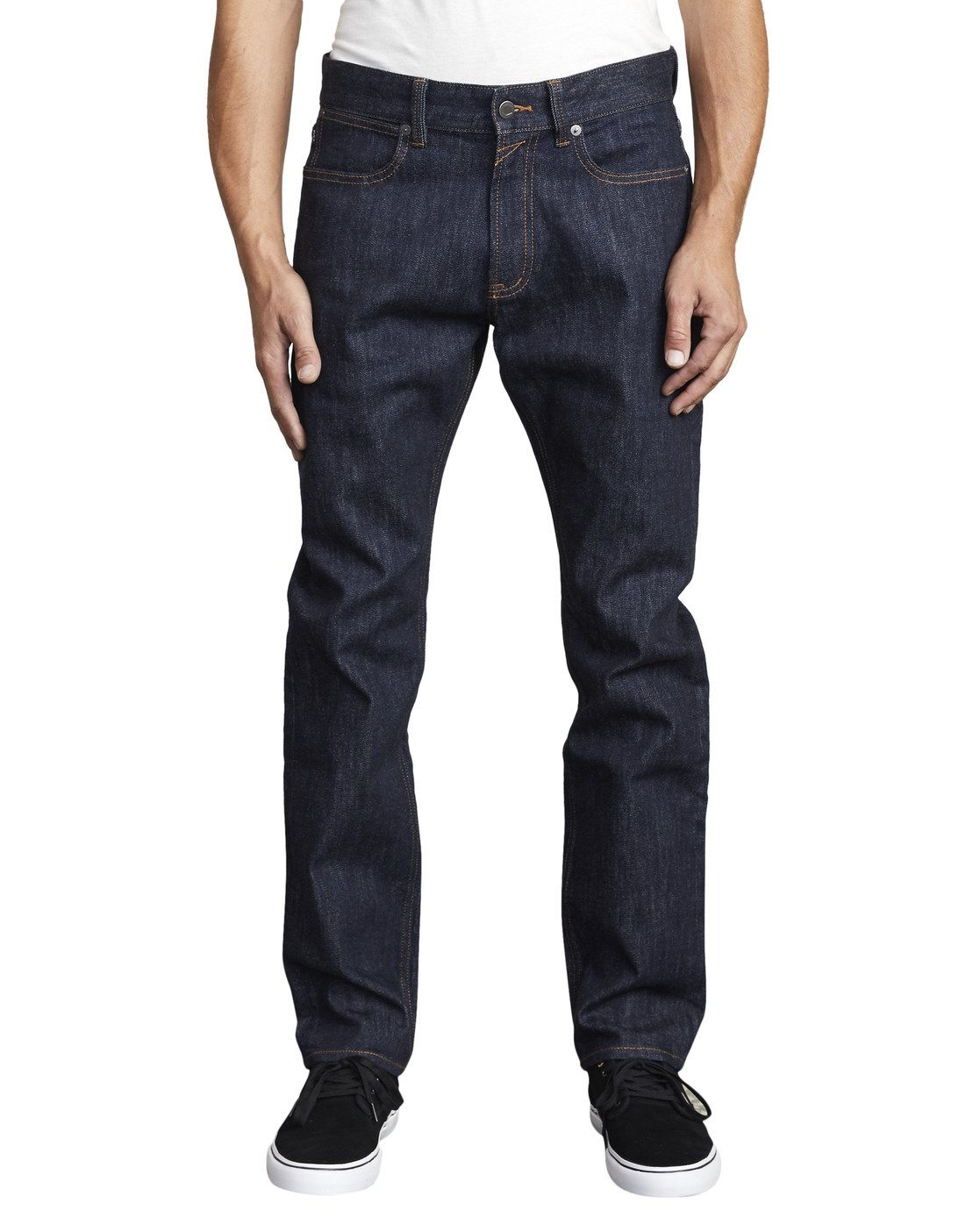 8 week-end STRAIGHT FIT DENIM Blue M3043RWK RVCA