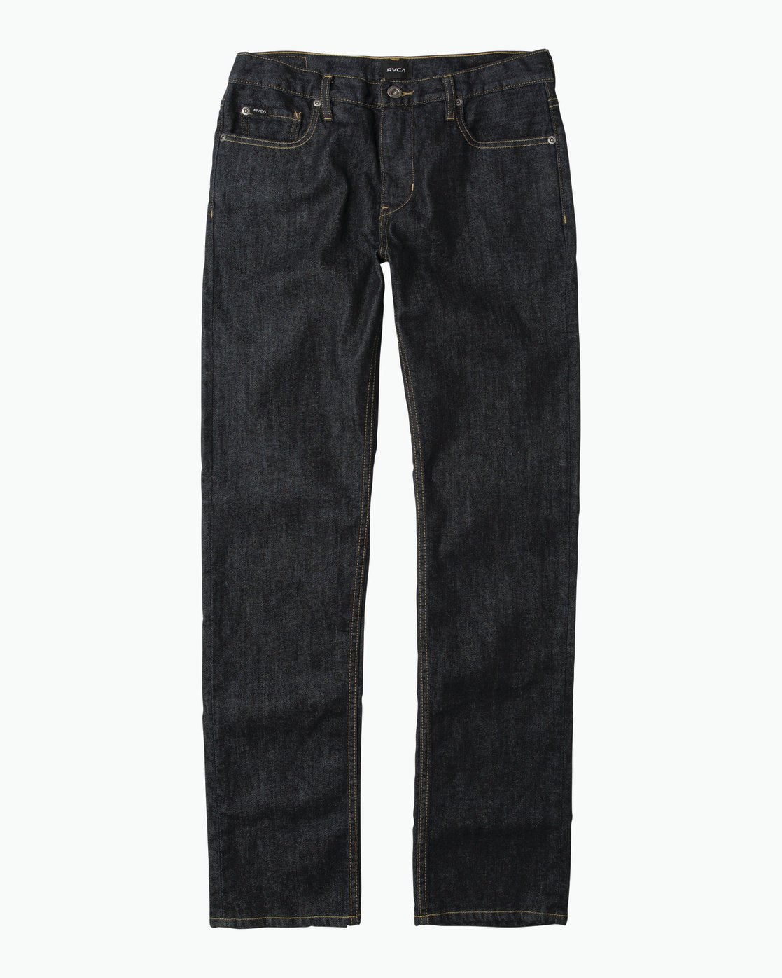 6 Hexed Slim Fit Denim  M304QRHD RVCA