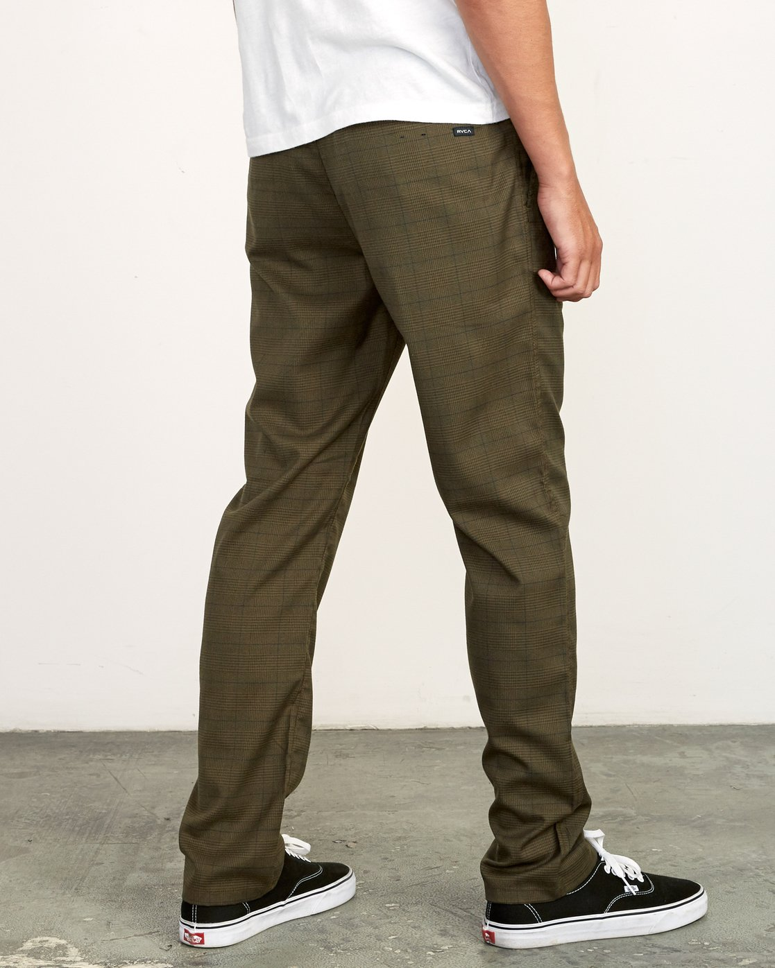 4 Daggers Slim-Straight Jax Pants Green M305VRDC RVCA