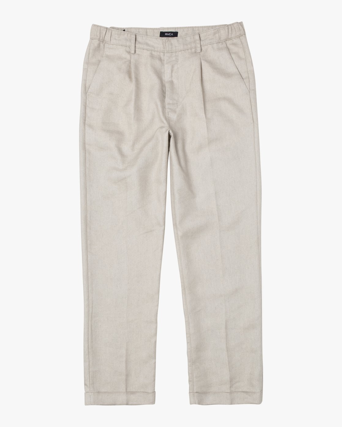 1 ALL TIME LOMAX MODERN STRAIGHT FIT PANT Silver M3063RLO RVCA