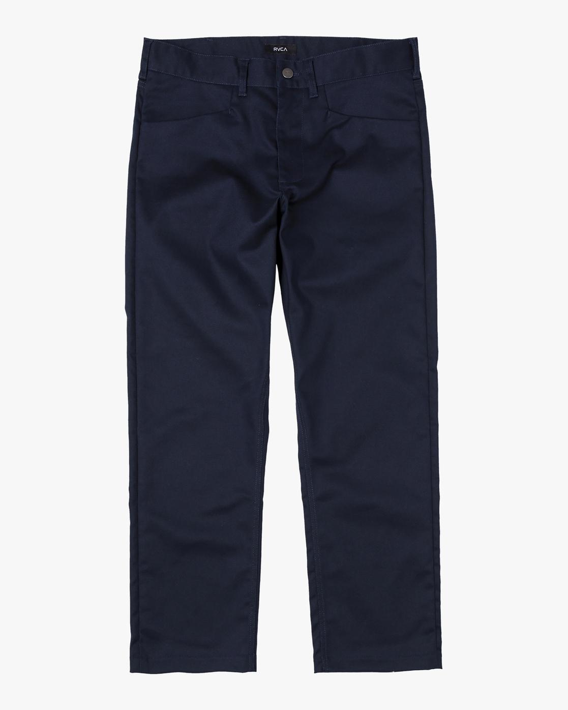 0 NEW DAWN MODERN STRAIGHT FIT PANT Blue M3073RPR RVCA