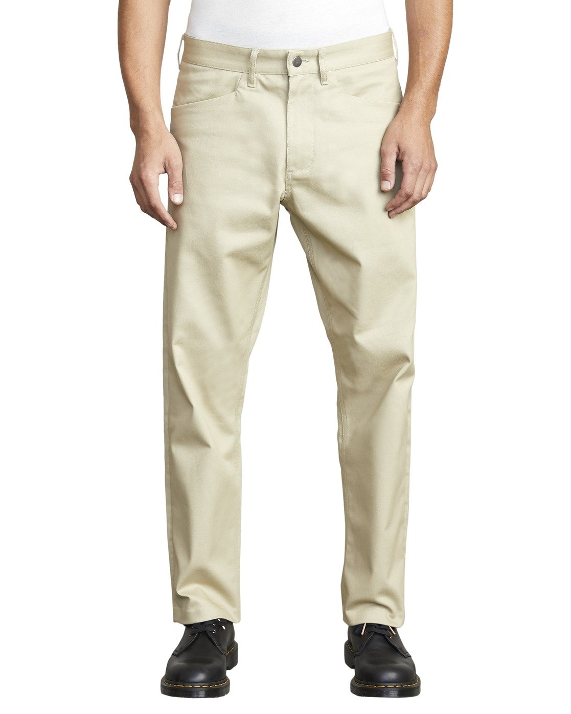 8 NEW DAWN MODERN STRAIGHT FIT PANT Beige M3073RPR RVCA