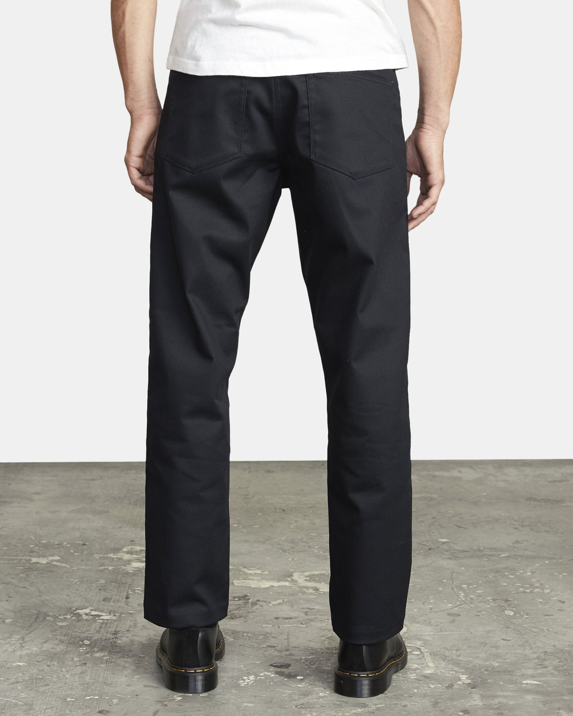 2 NEW DAWN MODERN STRAIGHT FIT PANT Black M3073RPR RVCA