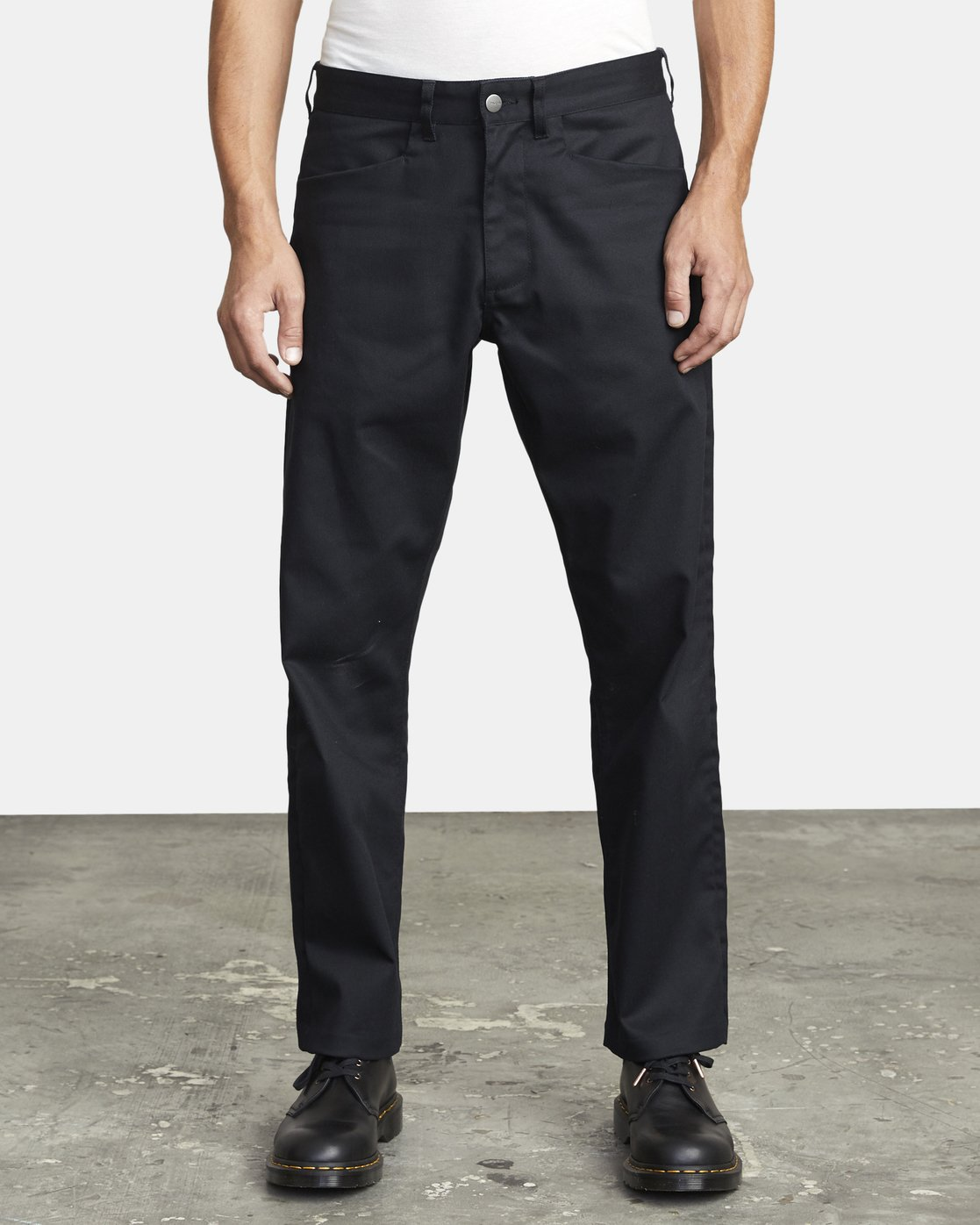 0 NEW DAWN MODERN STRAIGHT FIT PANT Black M3073RPR RVCA