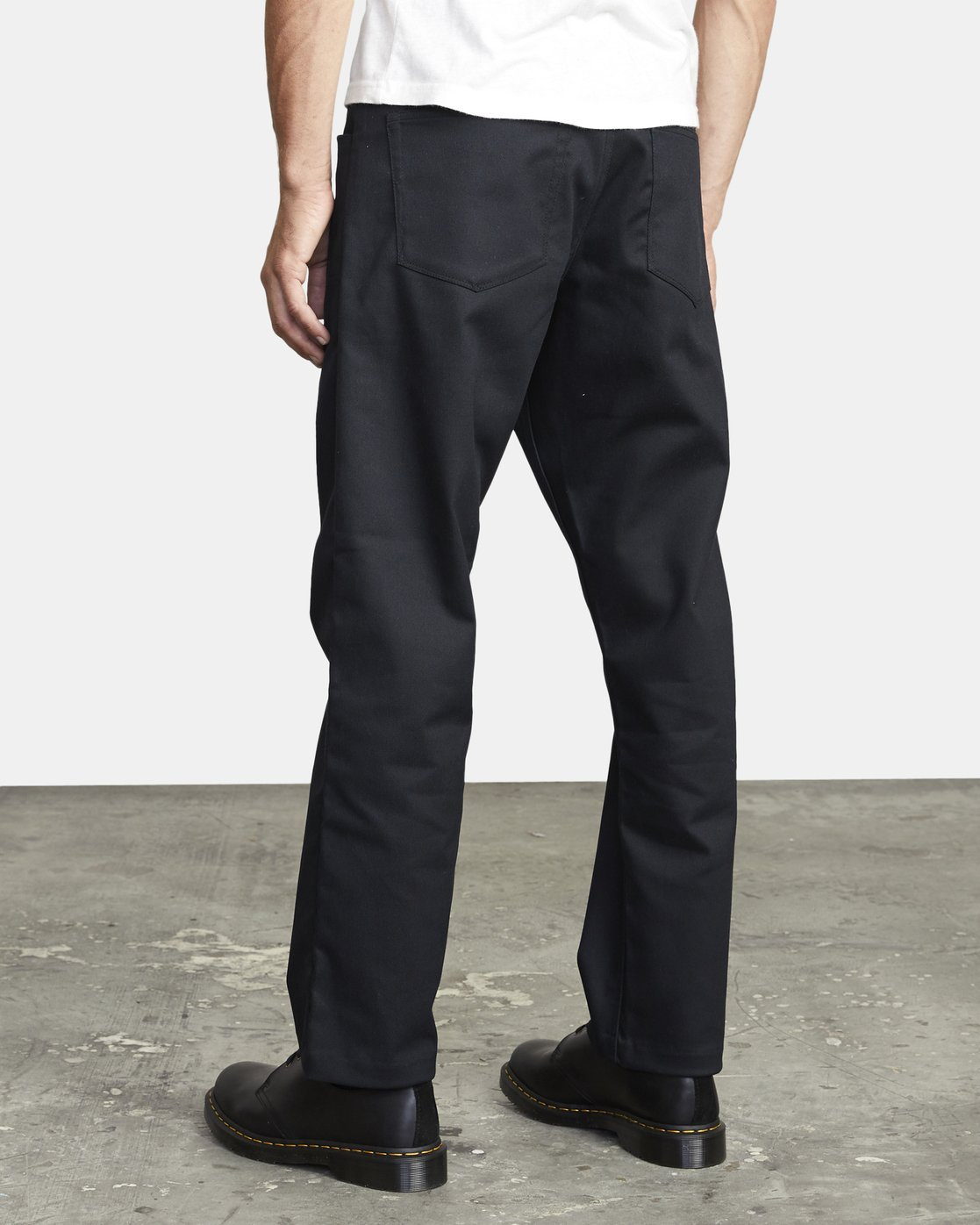 5 NEW DAWN MODERN STRAIGHT FIT PANT Black M3073RPR RVCA